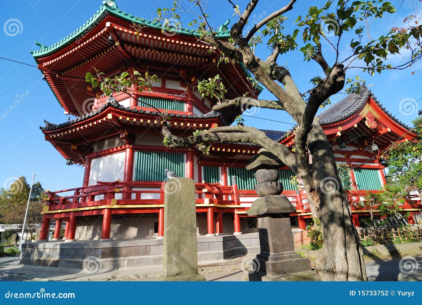 Ueno Temple, Tokyo
