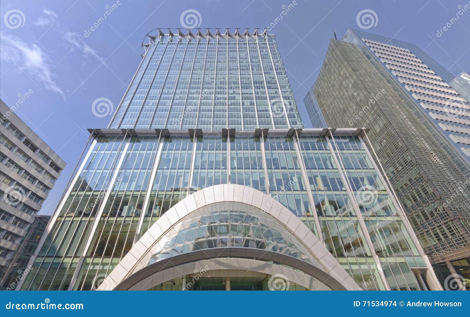 Uffici ed appartamenti moderni fotografia stock immagine for Appartamenti moderni foto