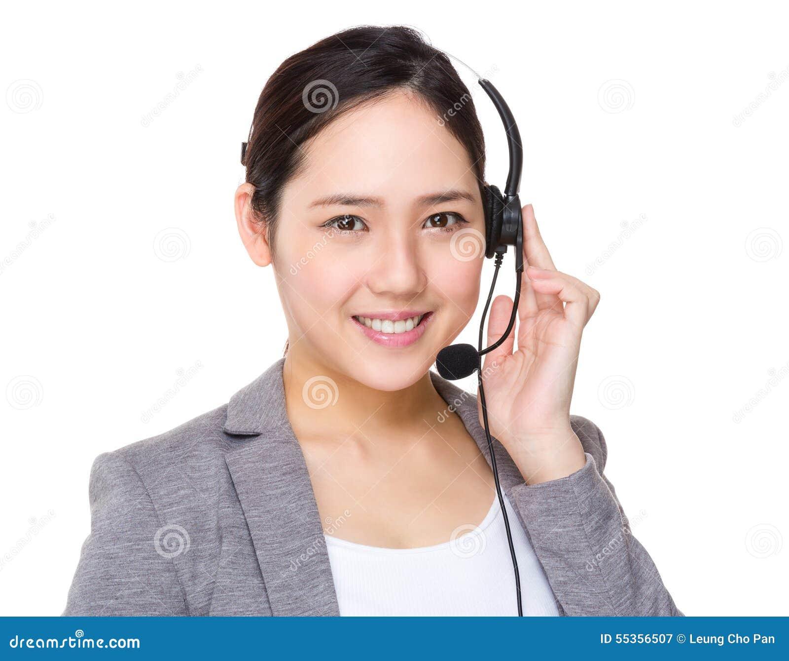 Ufficiale di servizi di assistenza al cliente