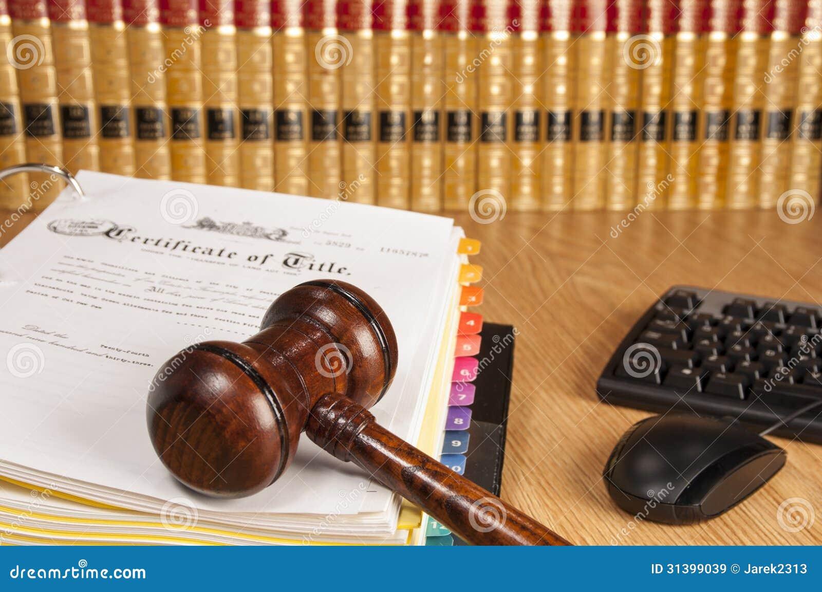 Ufficio di avvocato immagine stock. Immagine di ...