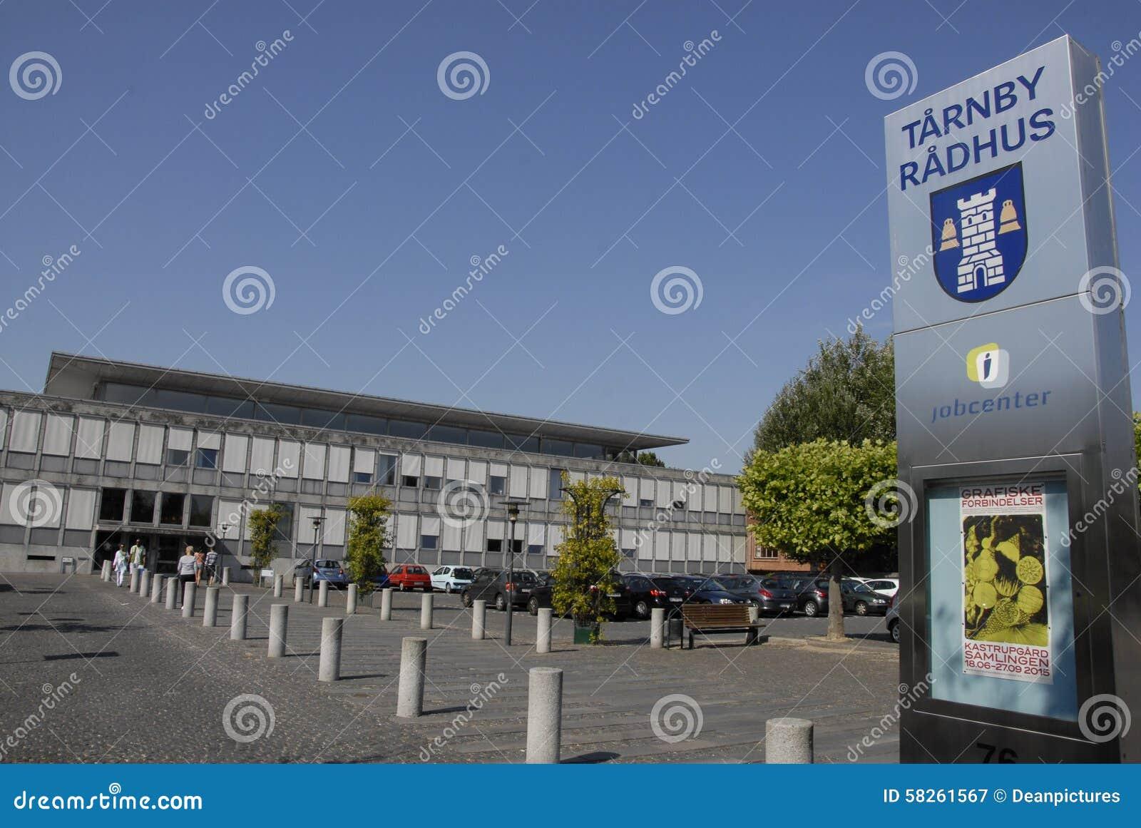 Ufficio Di Collocamento X Municipio : Ufficio di collocamento al consiglio di taarnby fotografia