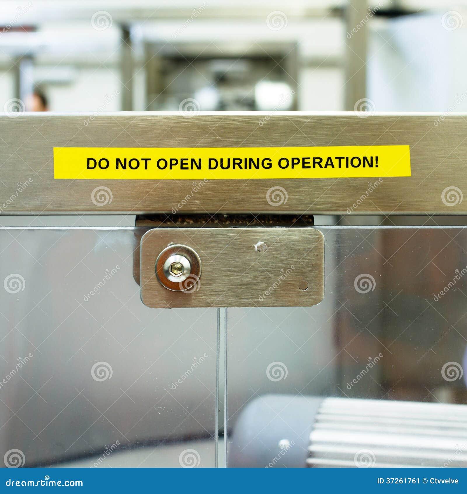 Ufficio di vetro dell entrata del portello