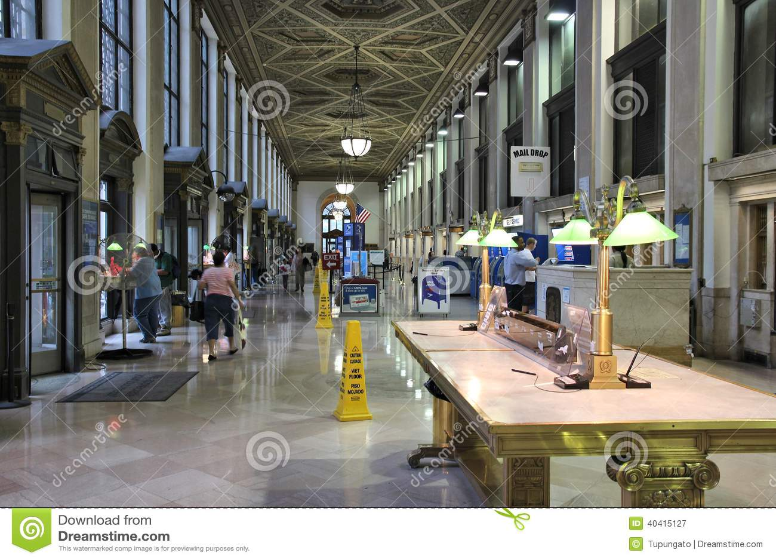 Ufficio Nuovo Xl : Ufficio postale di new york fotografia editoriale immagine di