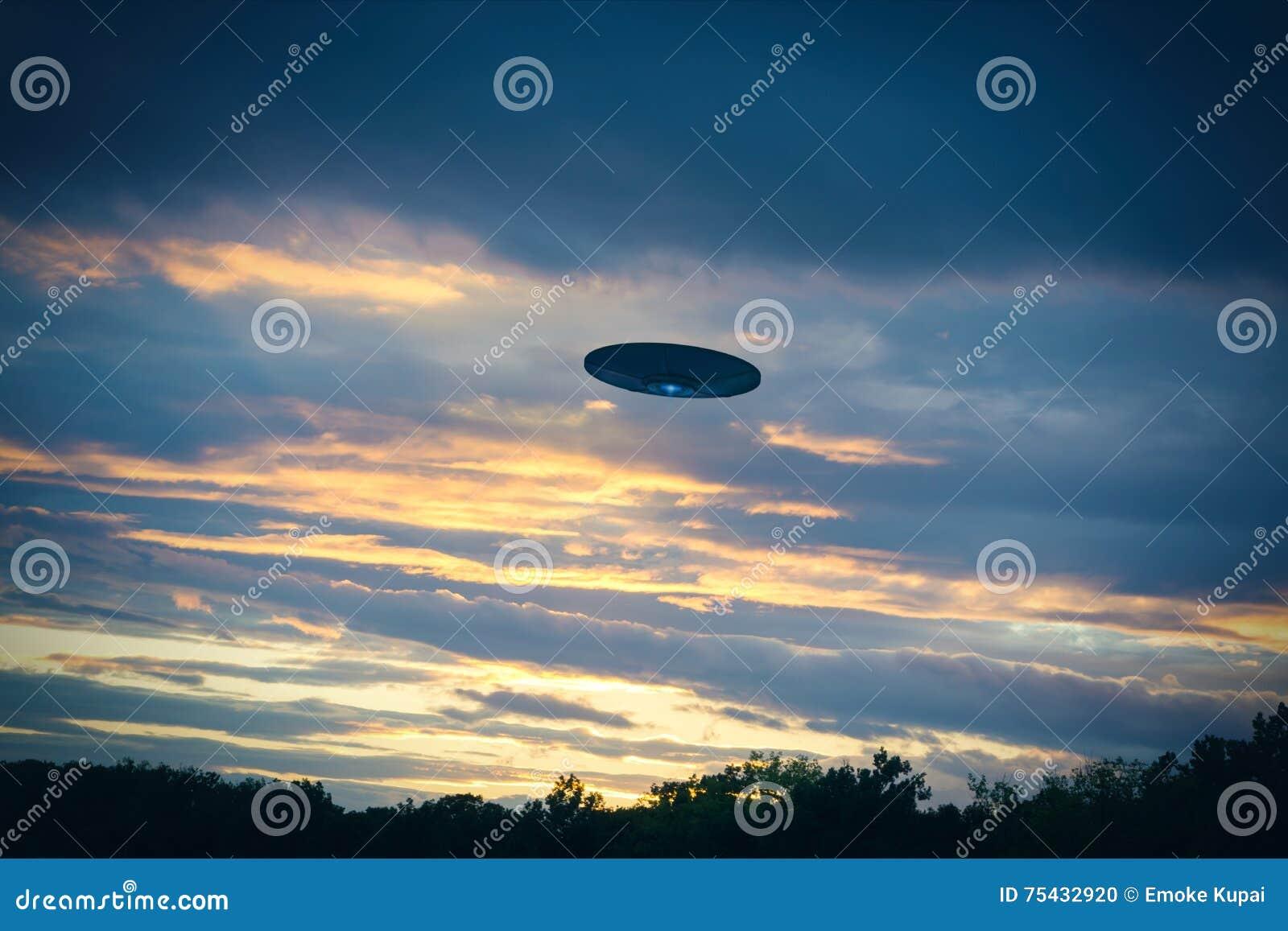 UFO de Fliing