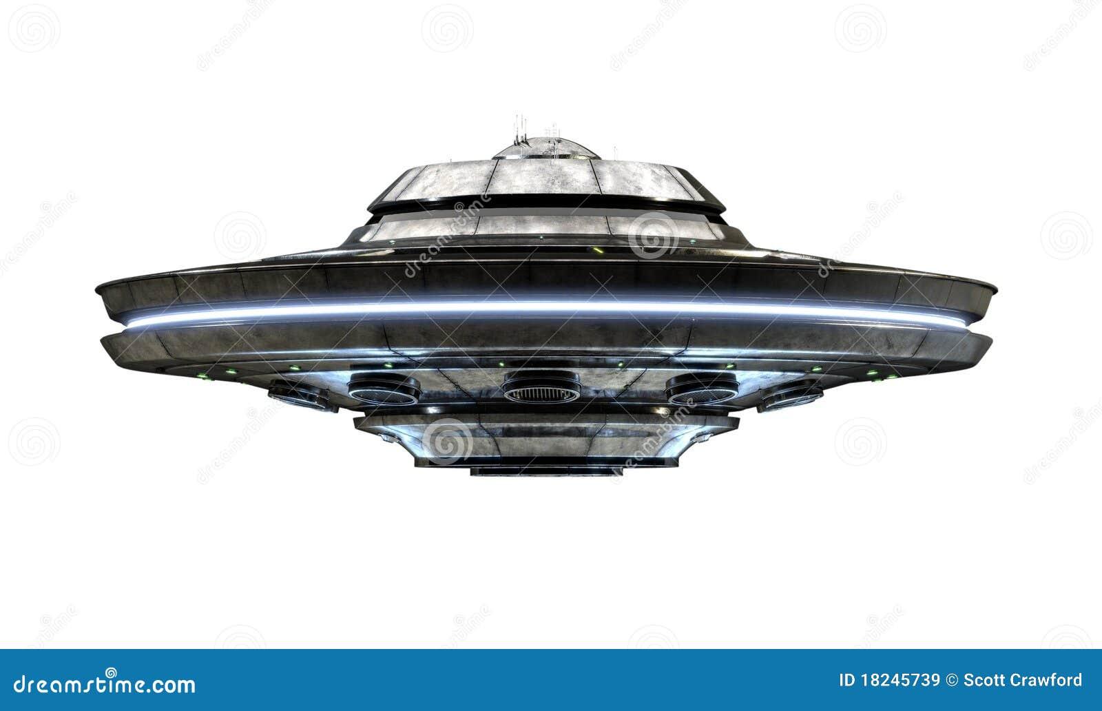 UFO realístico