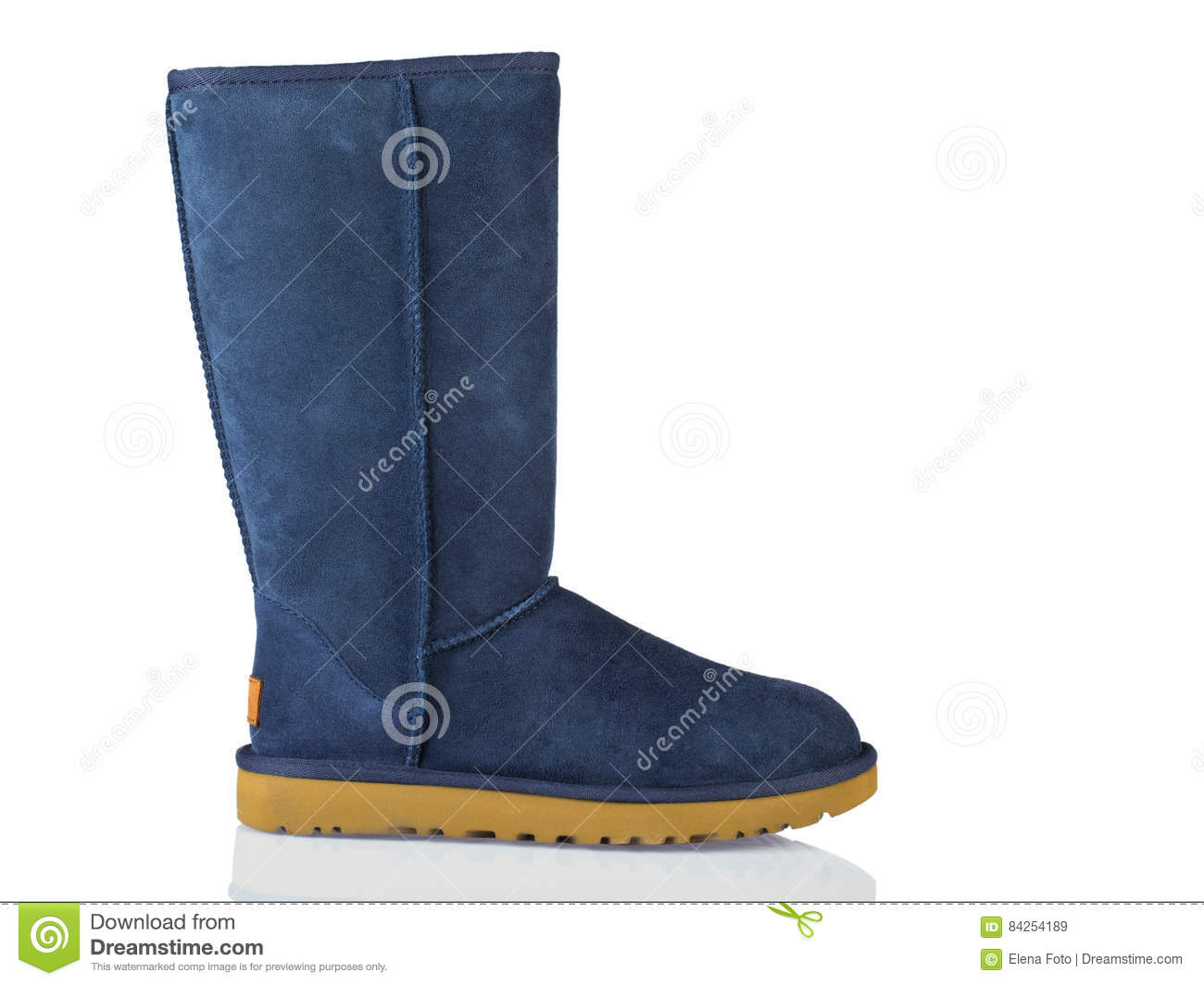 Ugg new classic tall stock photo image 84254189 for New model boot
