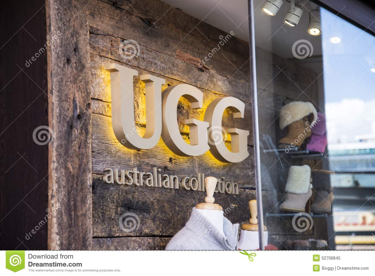 c0b2d1346dd UGG store editorial image. Image of firm, brand, footwear - 52706845