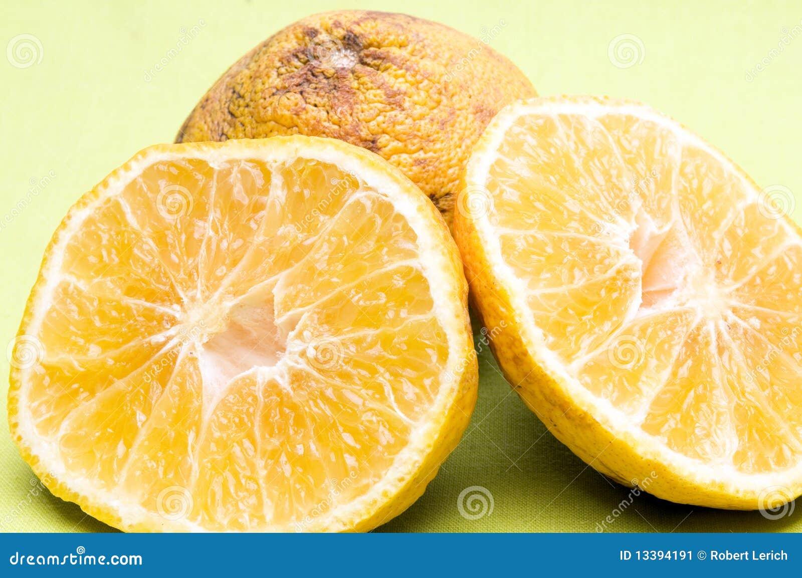 Ugli Fruits From Jamaica