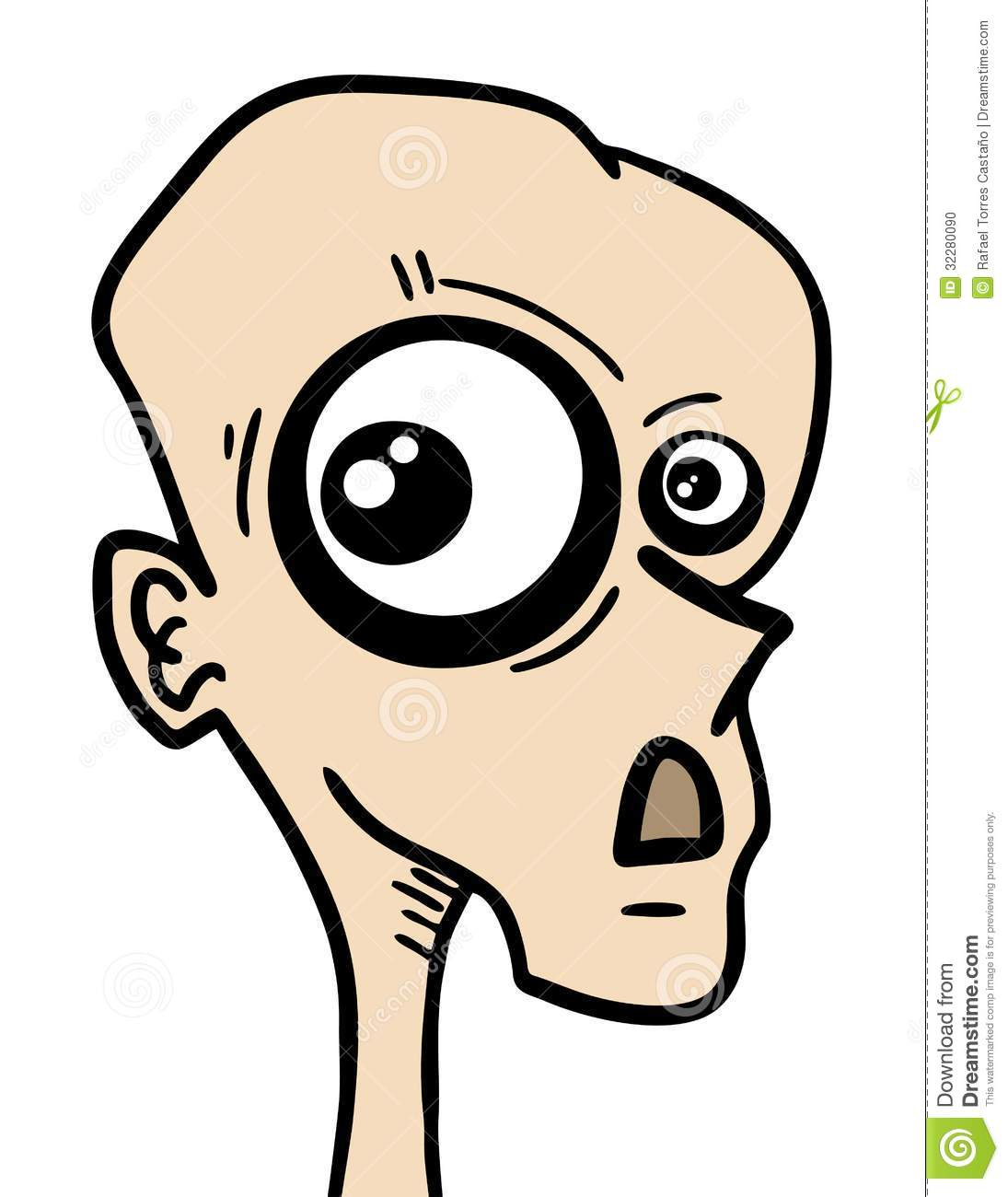 Cartoon Characters Ugly : Ugly cartoon stock photo image