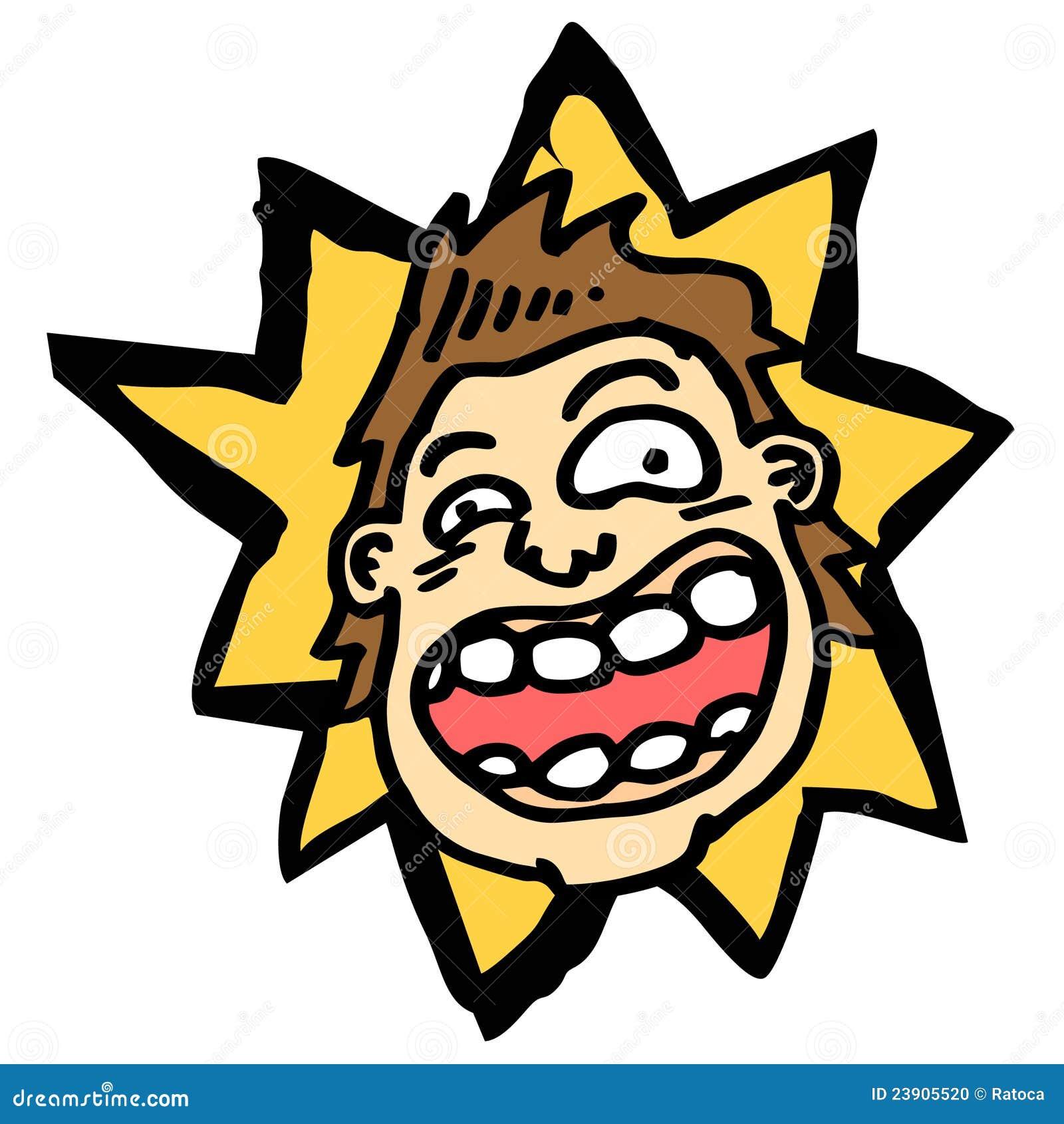 ugly cartoon face stock illustrations 2 331 ugly cartoon face rh dreamstime com Mean Cartoon Faces Disturbing Cartoon Face