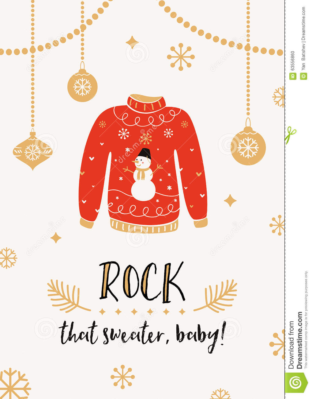 ugly sweater christmas card template cashmere sweater england. Black Bedroom Furniture Sets. Home Design Ideas