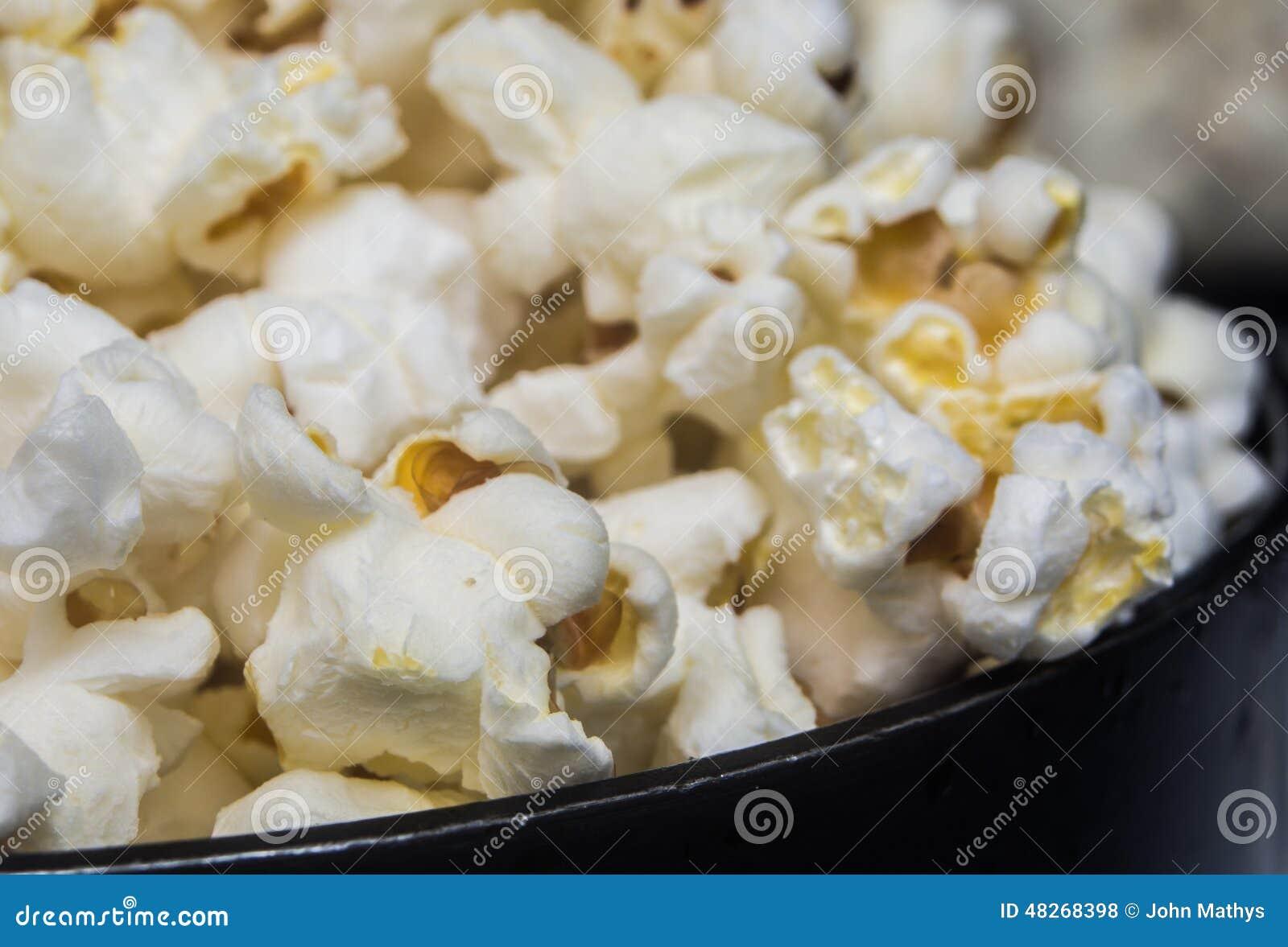 popcorn i ugn