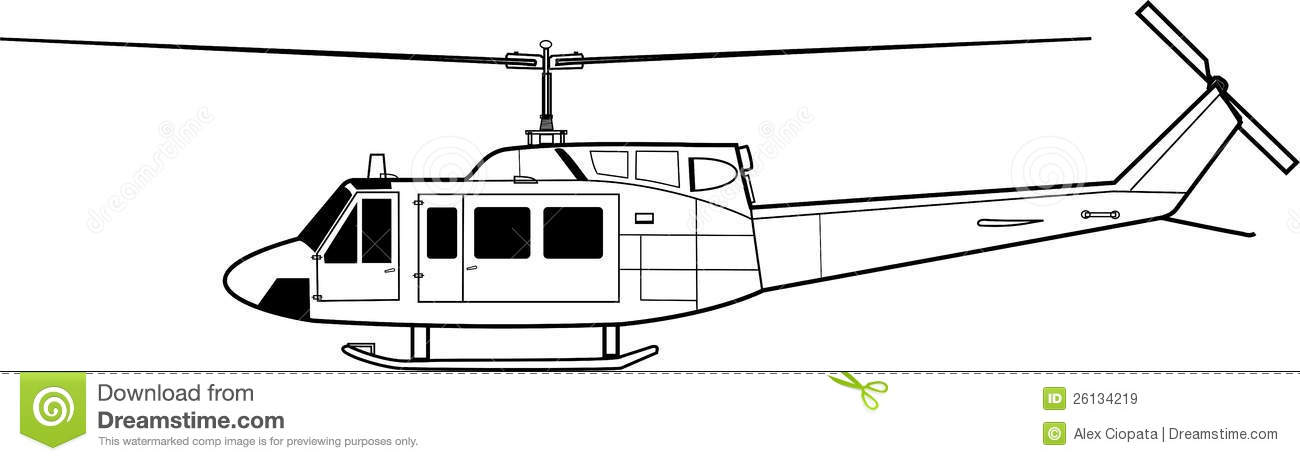 UH-1 Royalty Free Stock Images - Image: 26134219