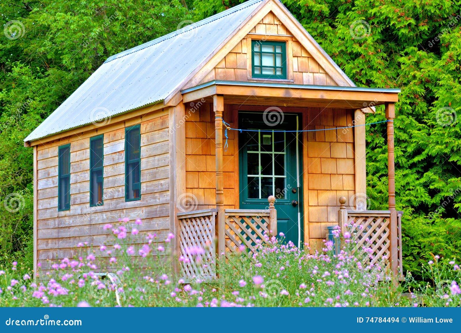 Uiterst klein huis