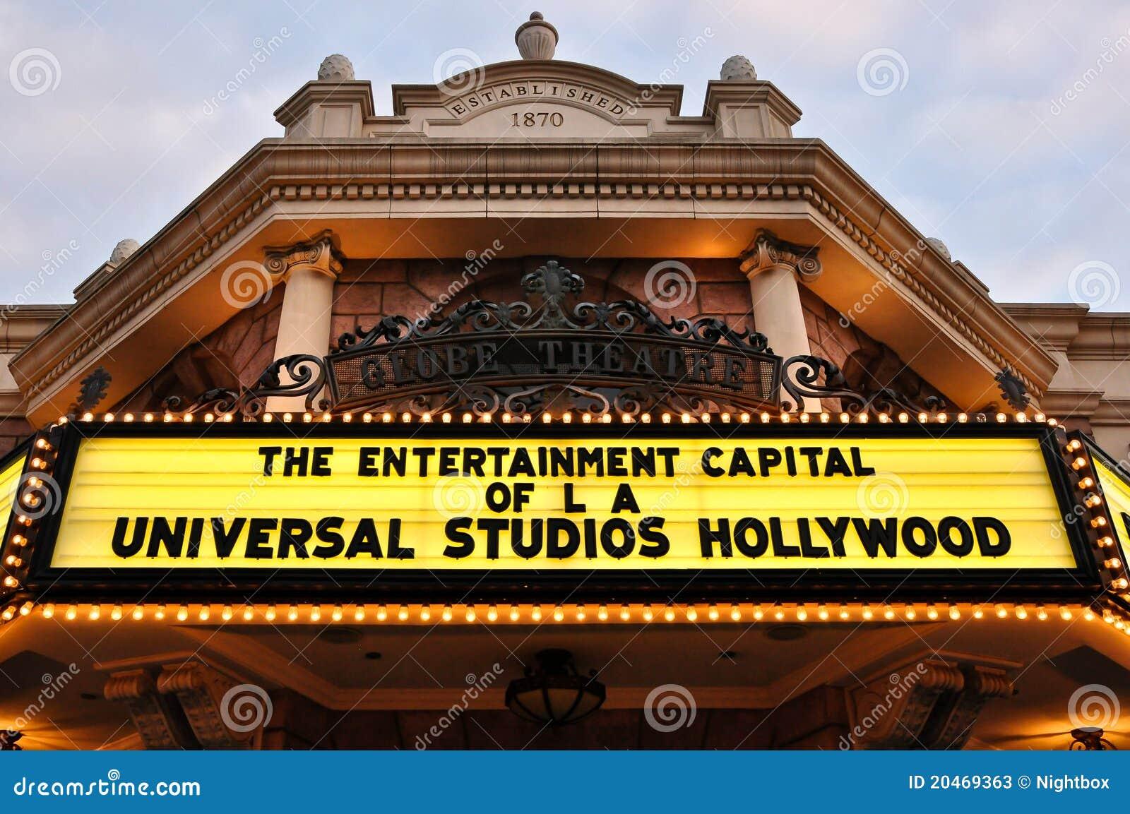 Uitstekend filmtheater bij Universele Studio s