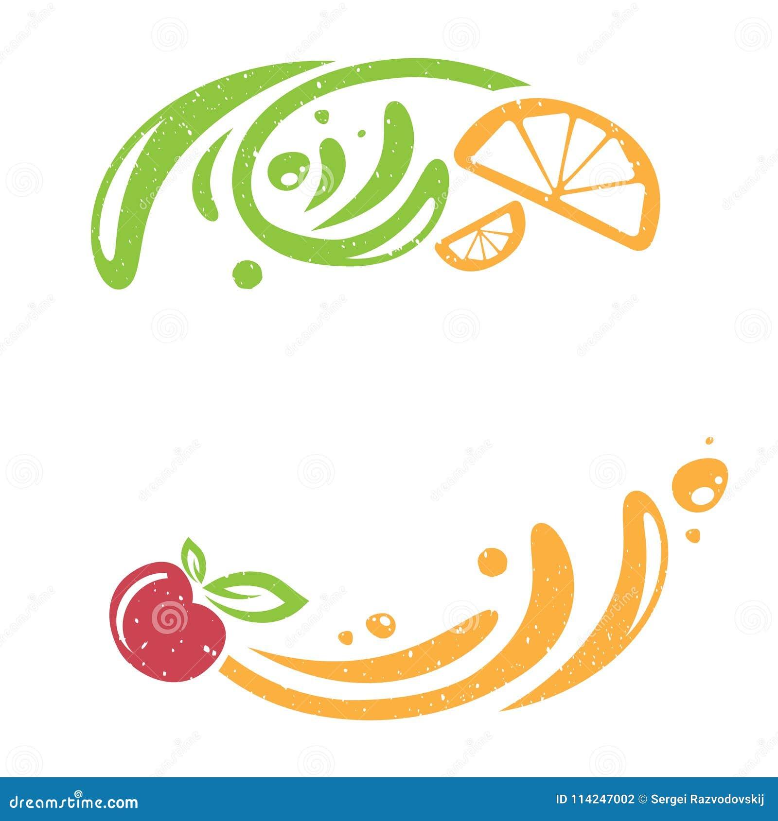 Uitstekend Fruitkader met Plonsen