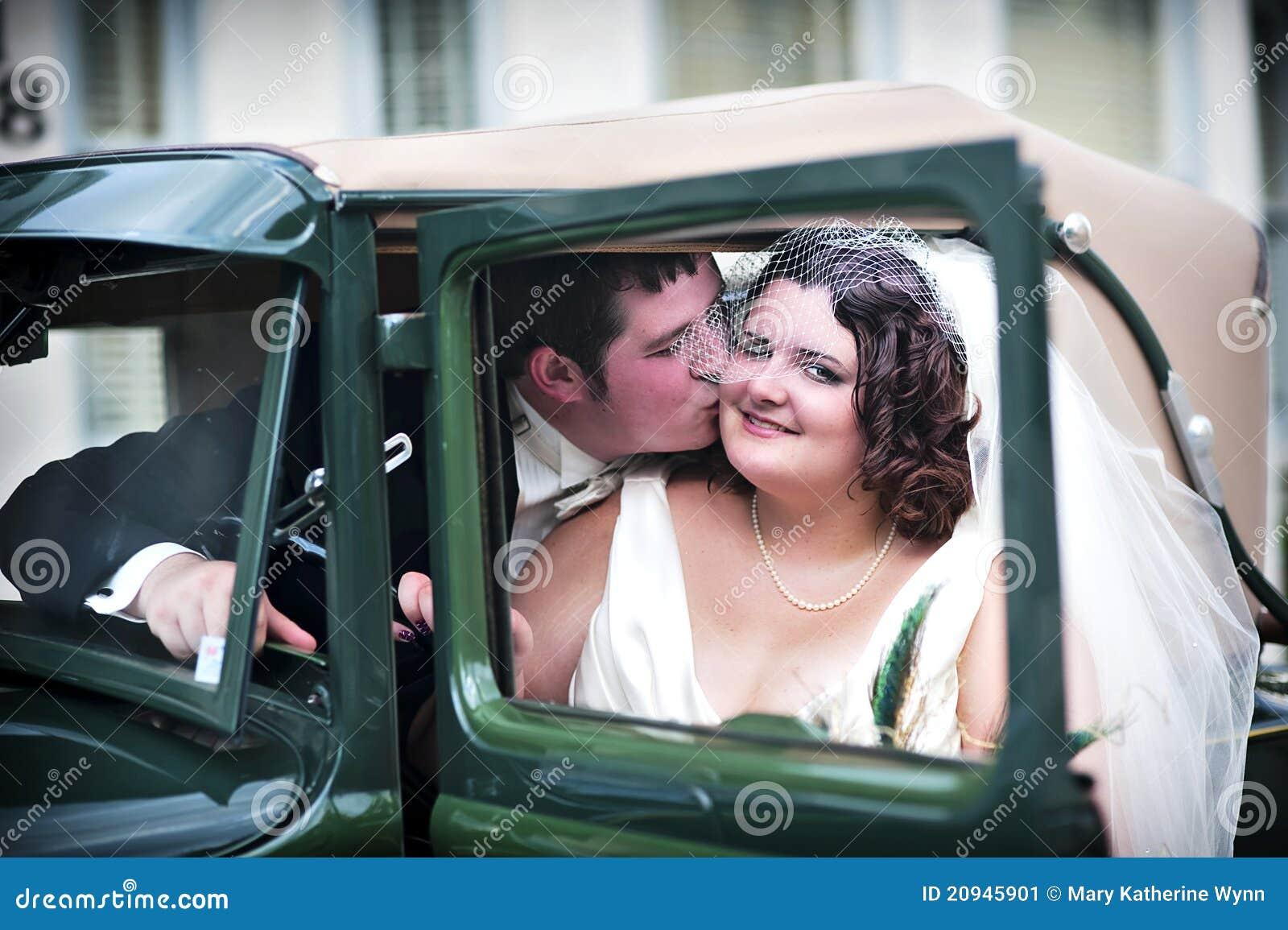 Uitstekend huwelijkspaar