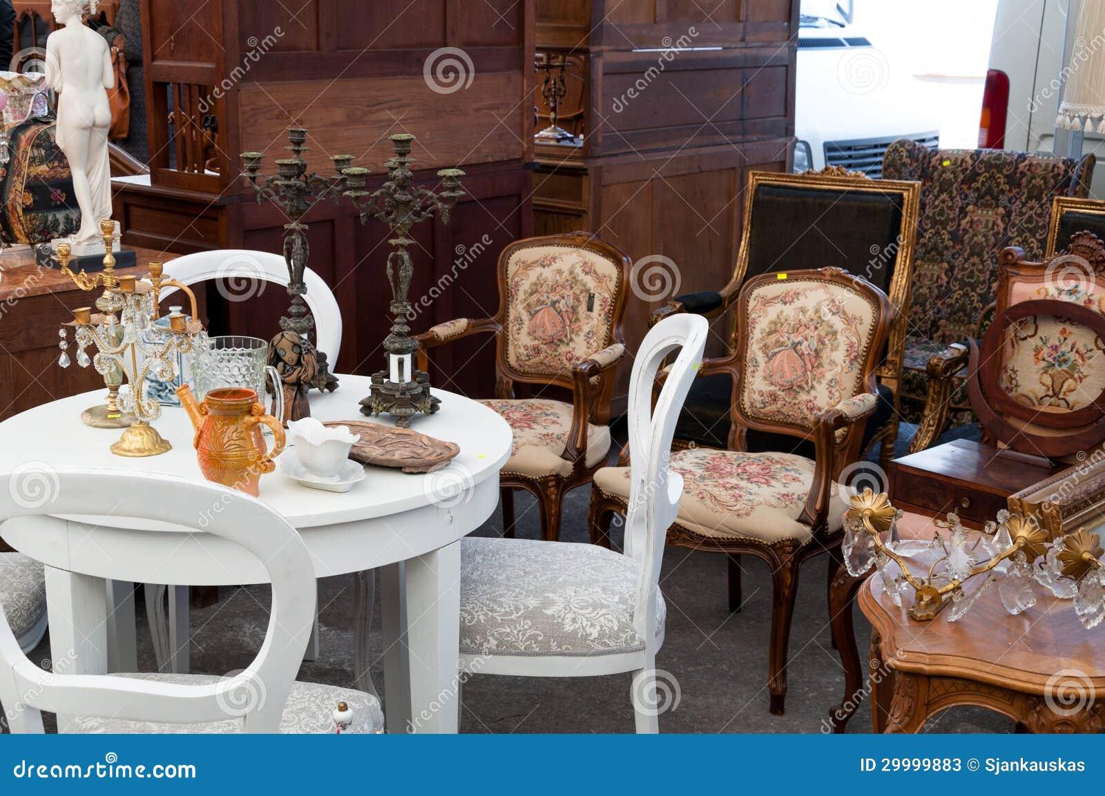 Uitstekend meubilair