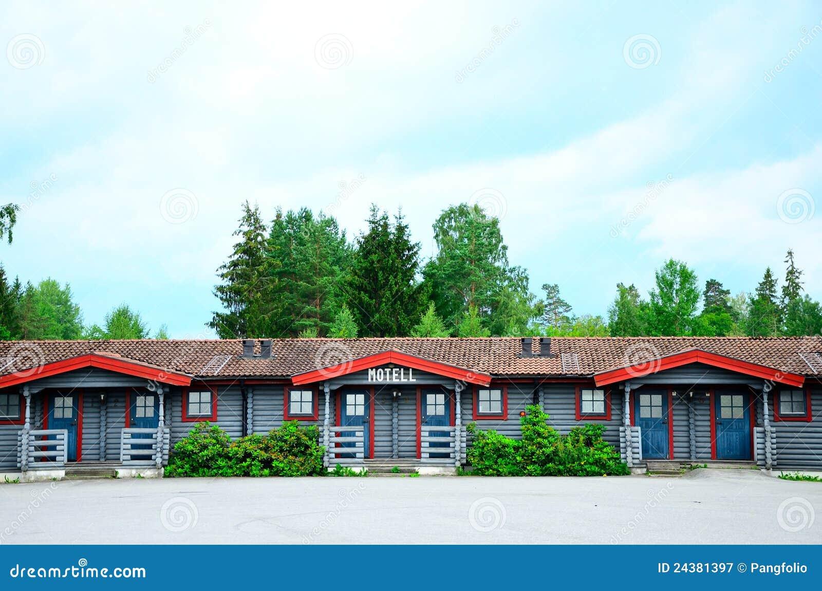 Uitstekend motel