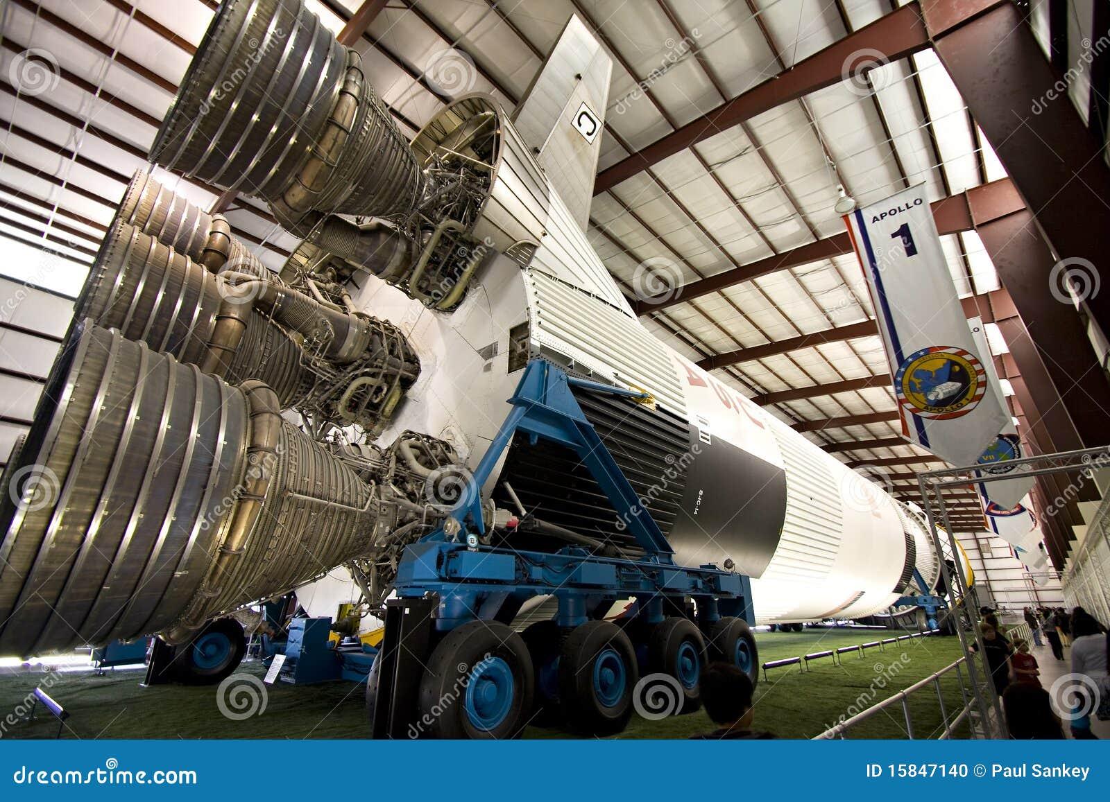 Uitstekend Saturnus V Raket