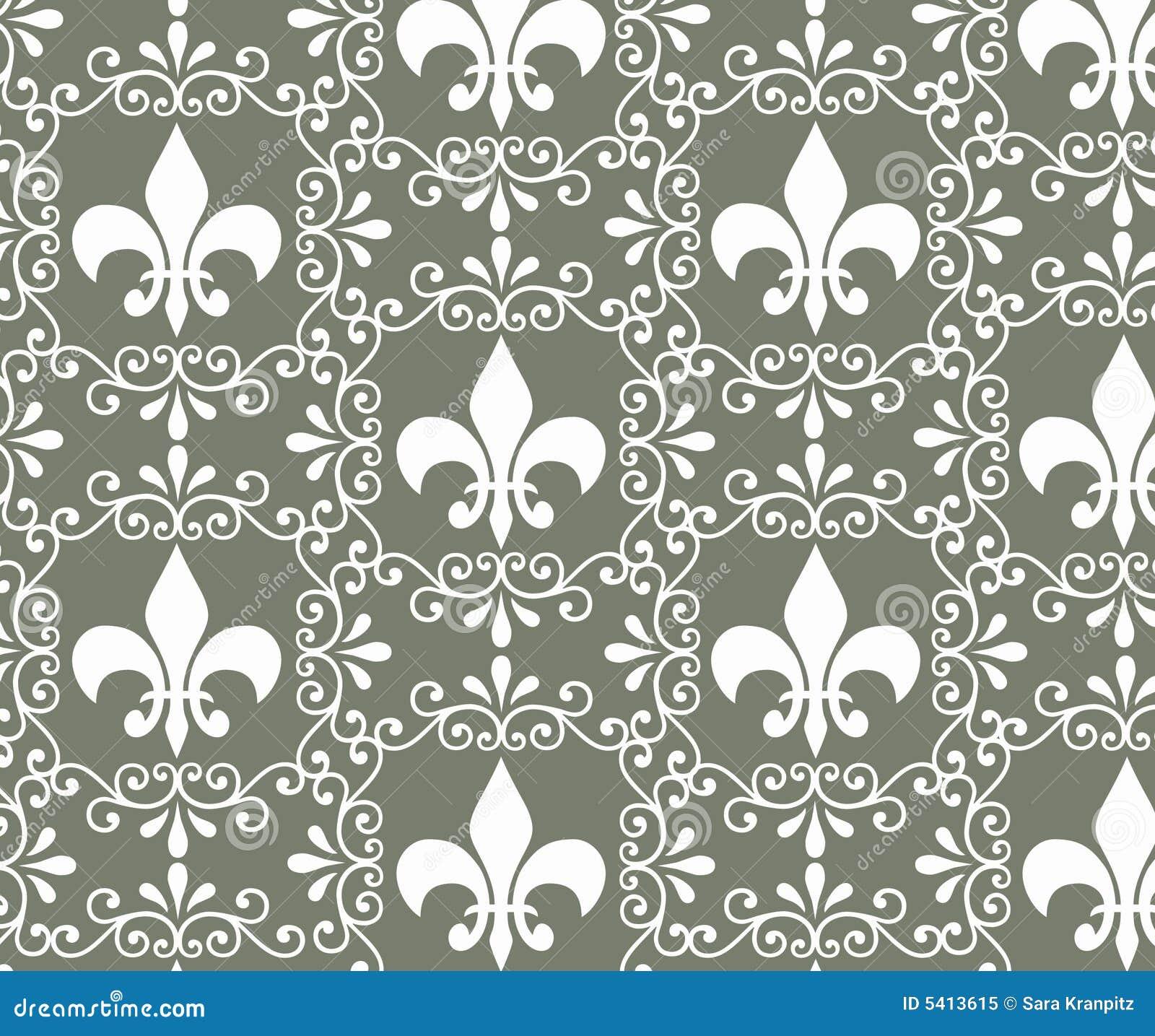 Uitstekend victoriaans behang royalty vrije stock foto afbeelding 5413615 - Behang grafisch ontwerp ...