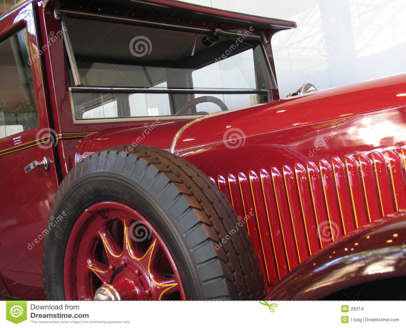 Uitstekende auto
