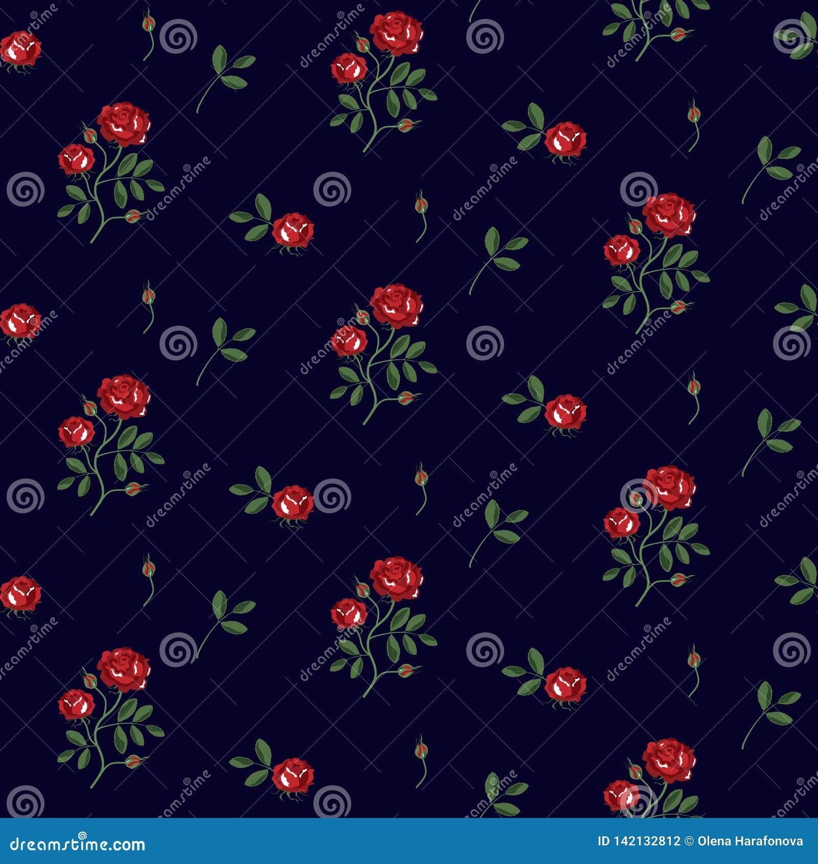 Uitstekende bloemenachtergrond