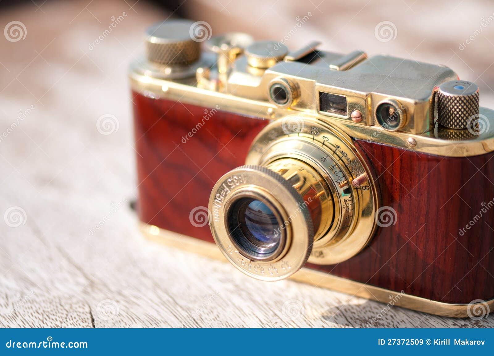 Uitstekende filmcamera