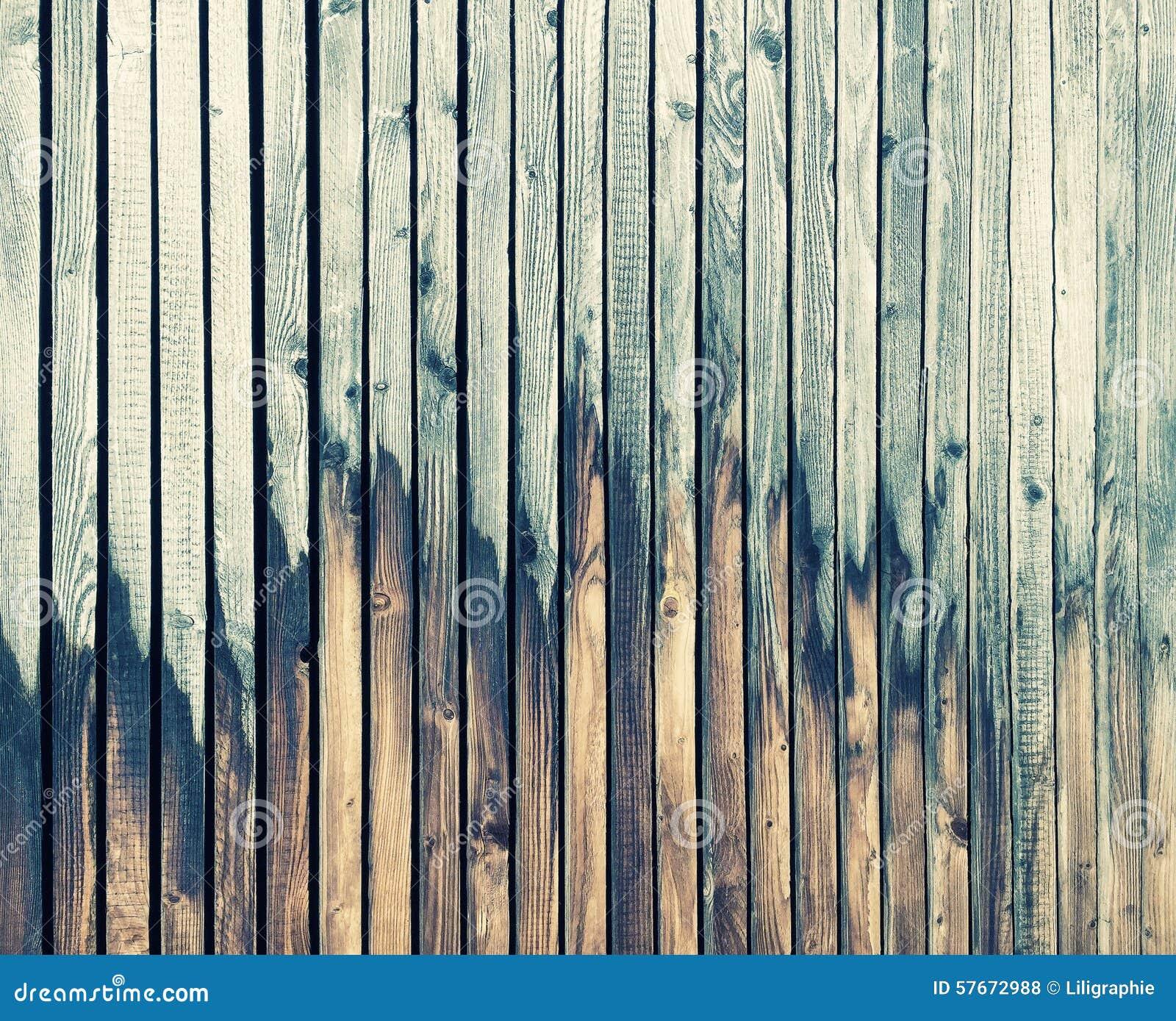Uitstekende Houten Achtergrond De Textuur Van Het Behang Retro ...