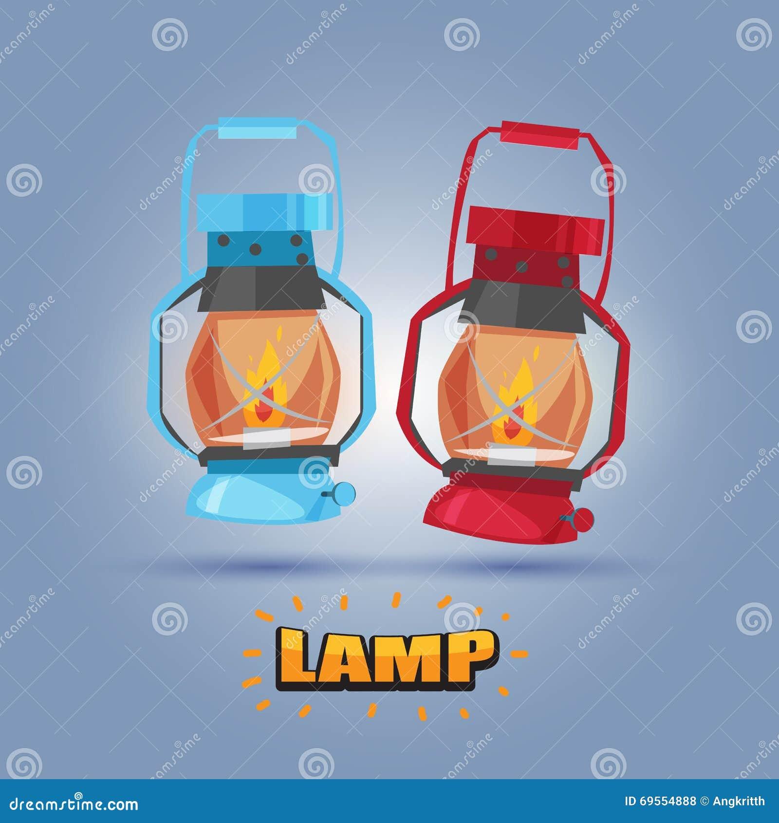 Uitstekende Lamp met brievenontwerp -