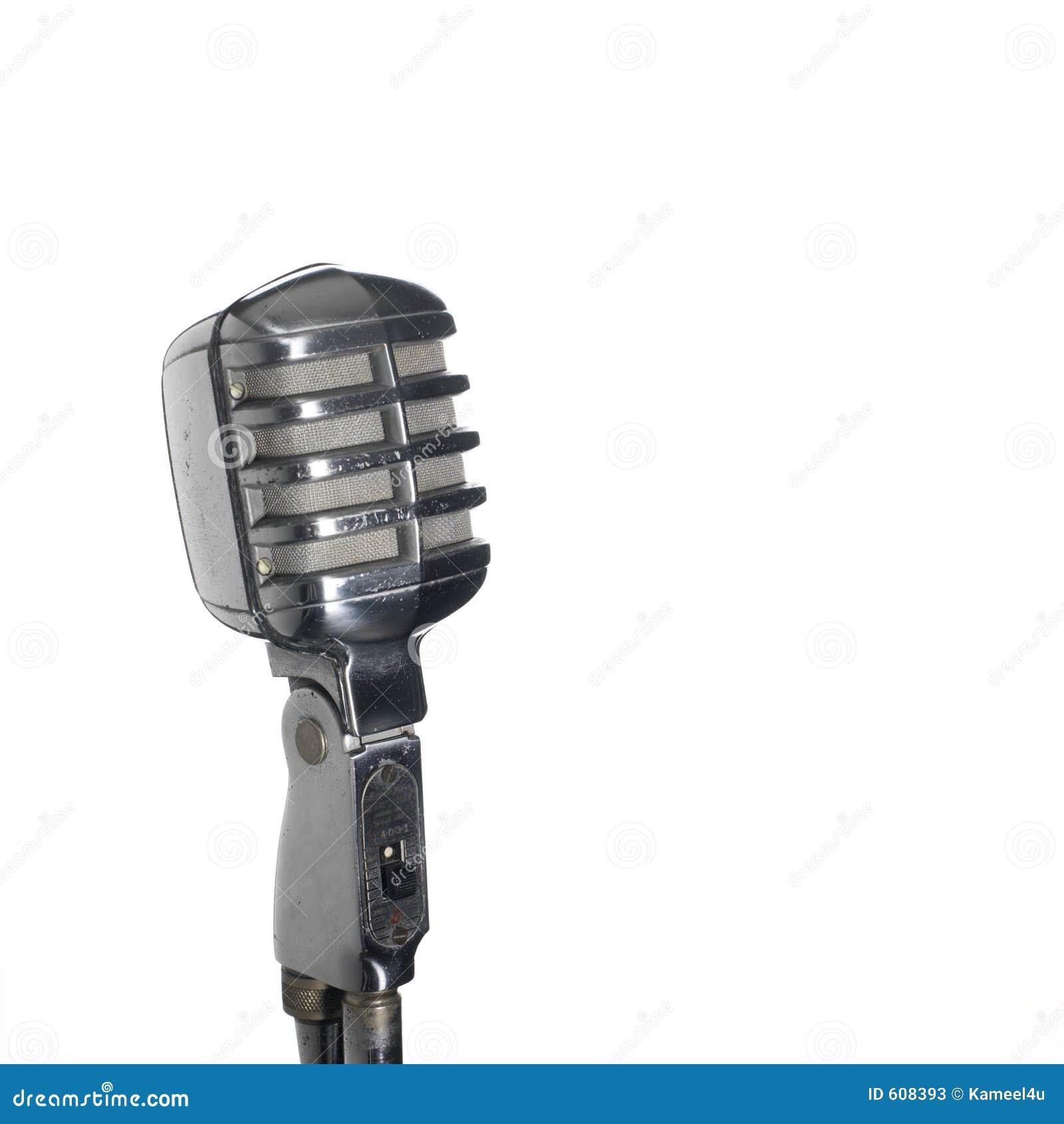 Uitstekende mic