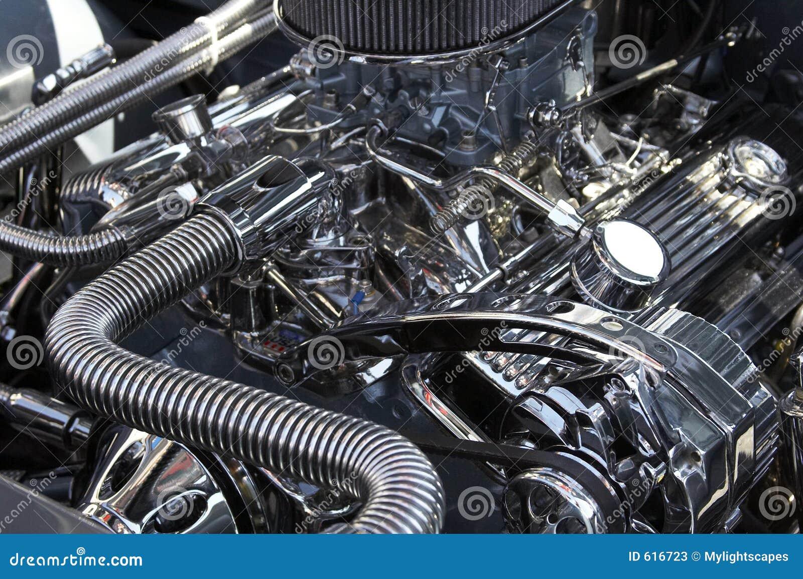 Uitstekende motor