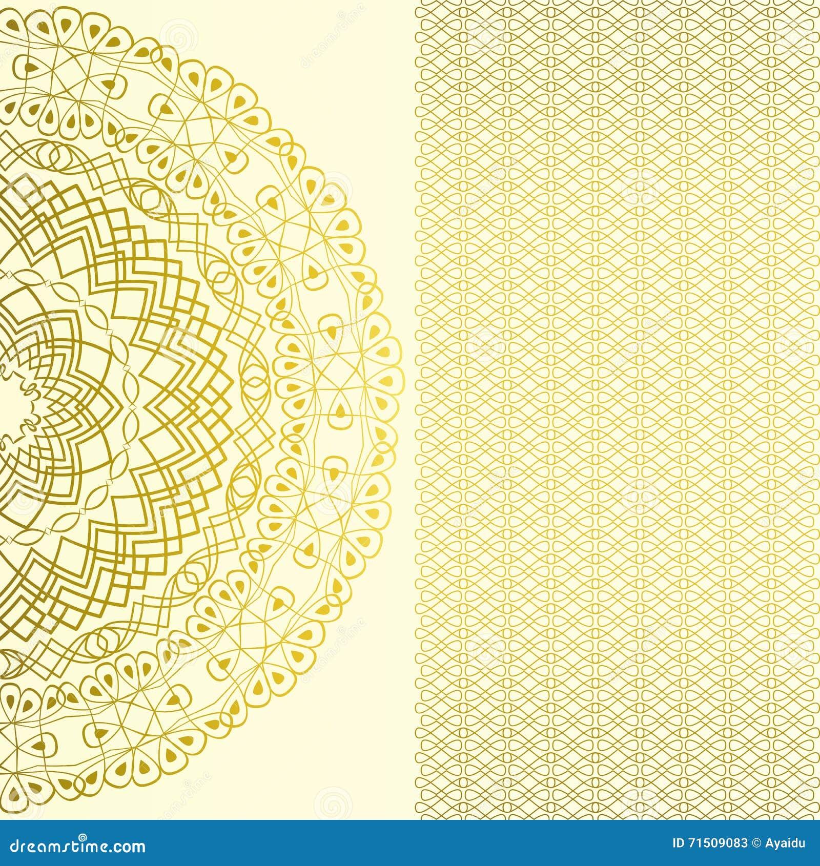 Uitstekende Overladen Kaart In Oosterse Stijl Oostelijk Bloemendecor