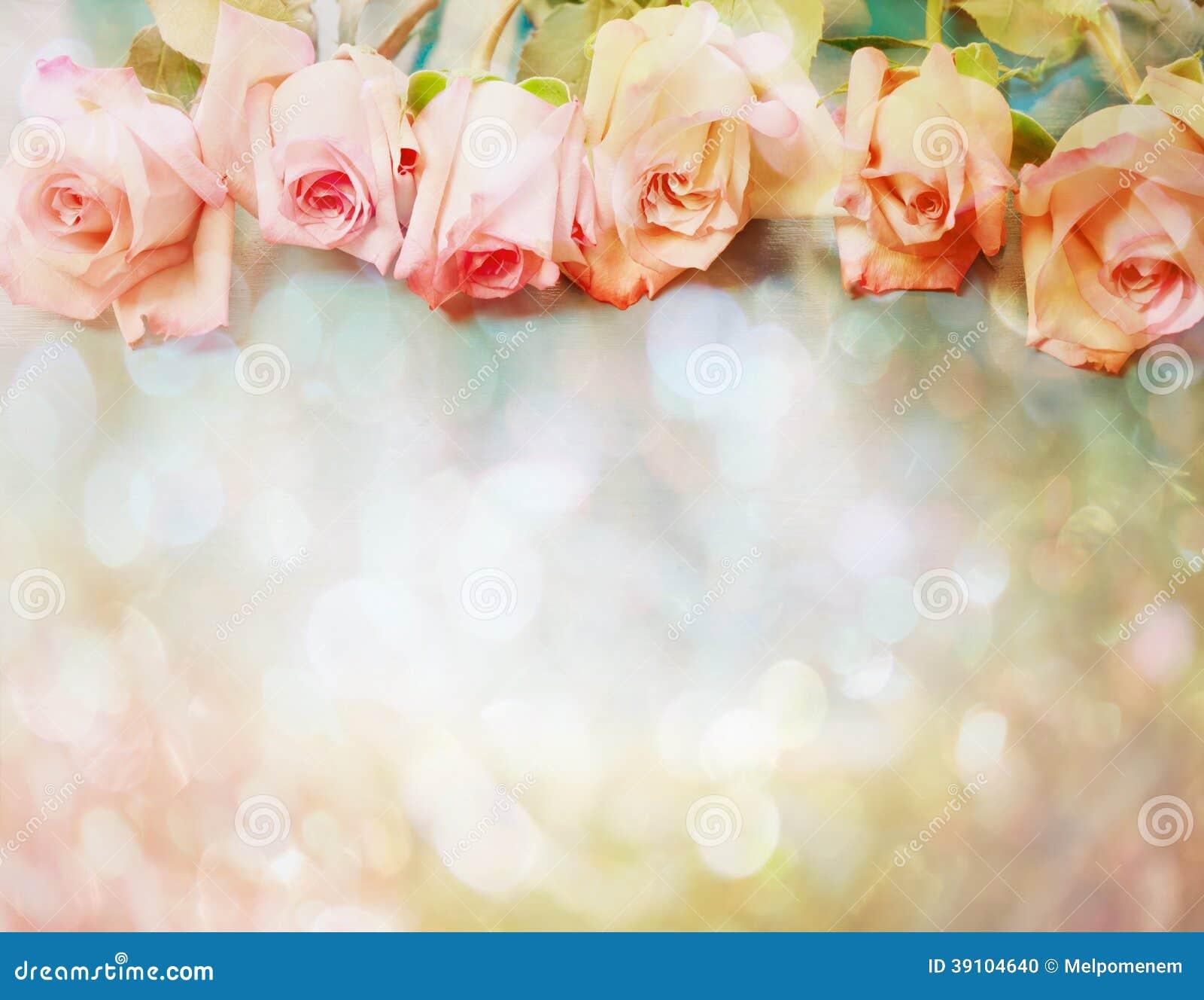 Uitstekende rozen