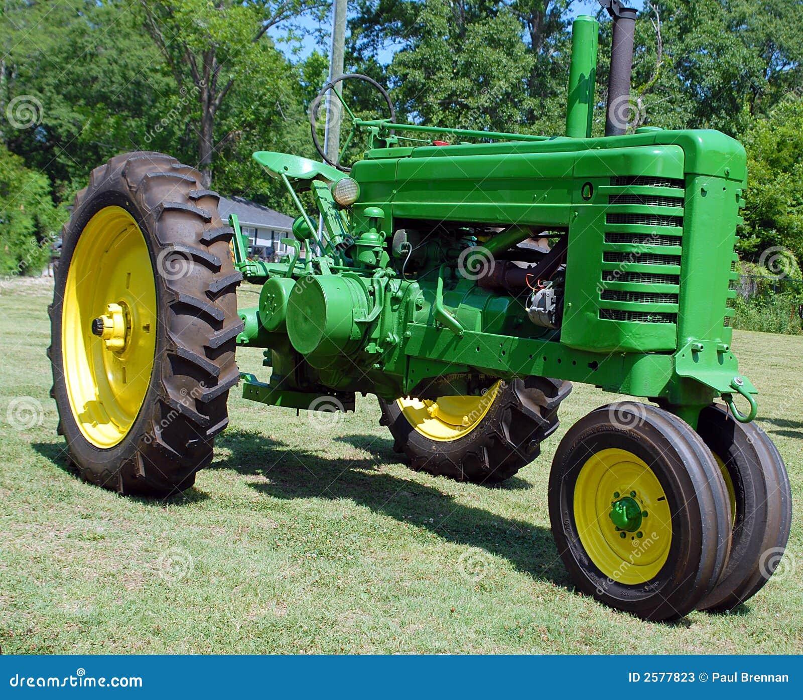 Uitstekende Tractor