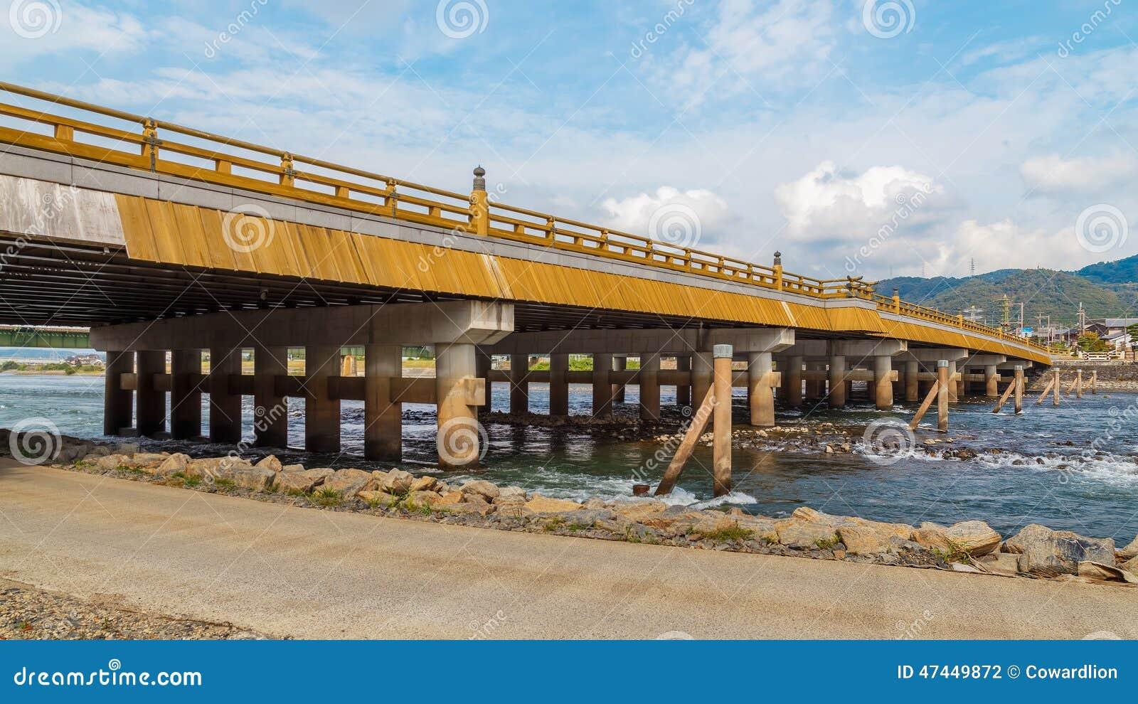 Uji桥梁在京都