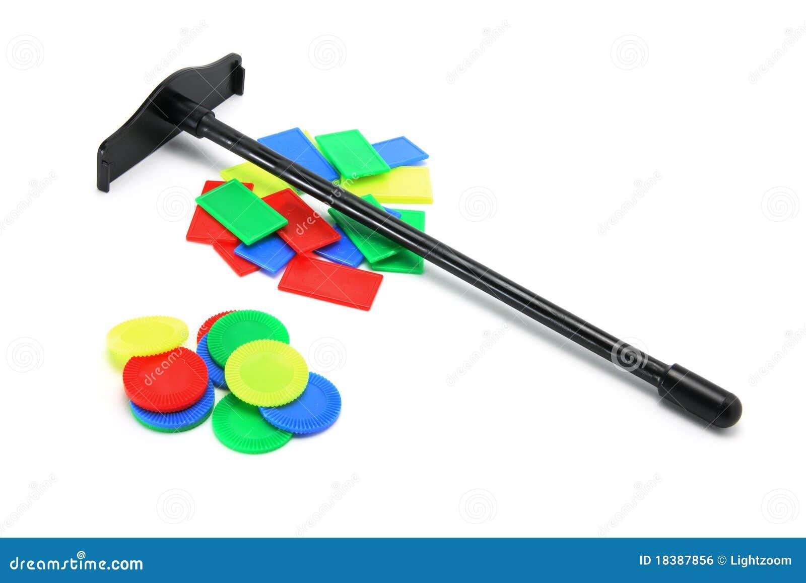 Układ scalony hazardu zabawka