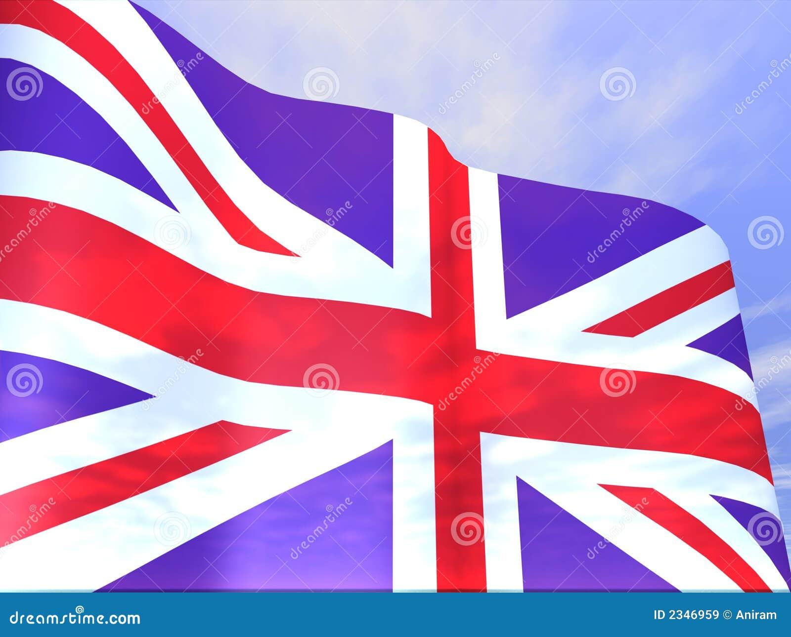 Uk british flag royalty free stock images image 2346959 - Uk flag images free ...