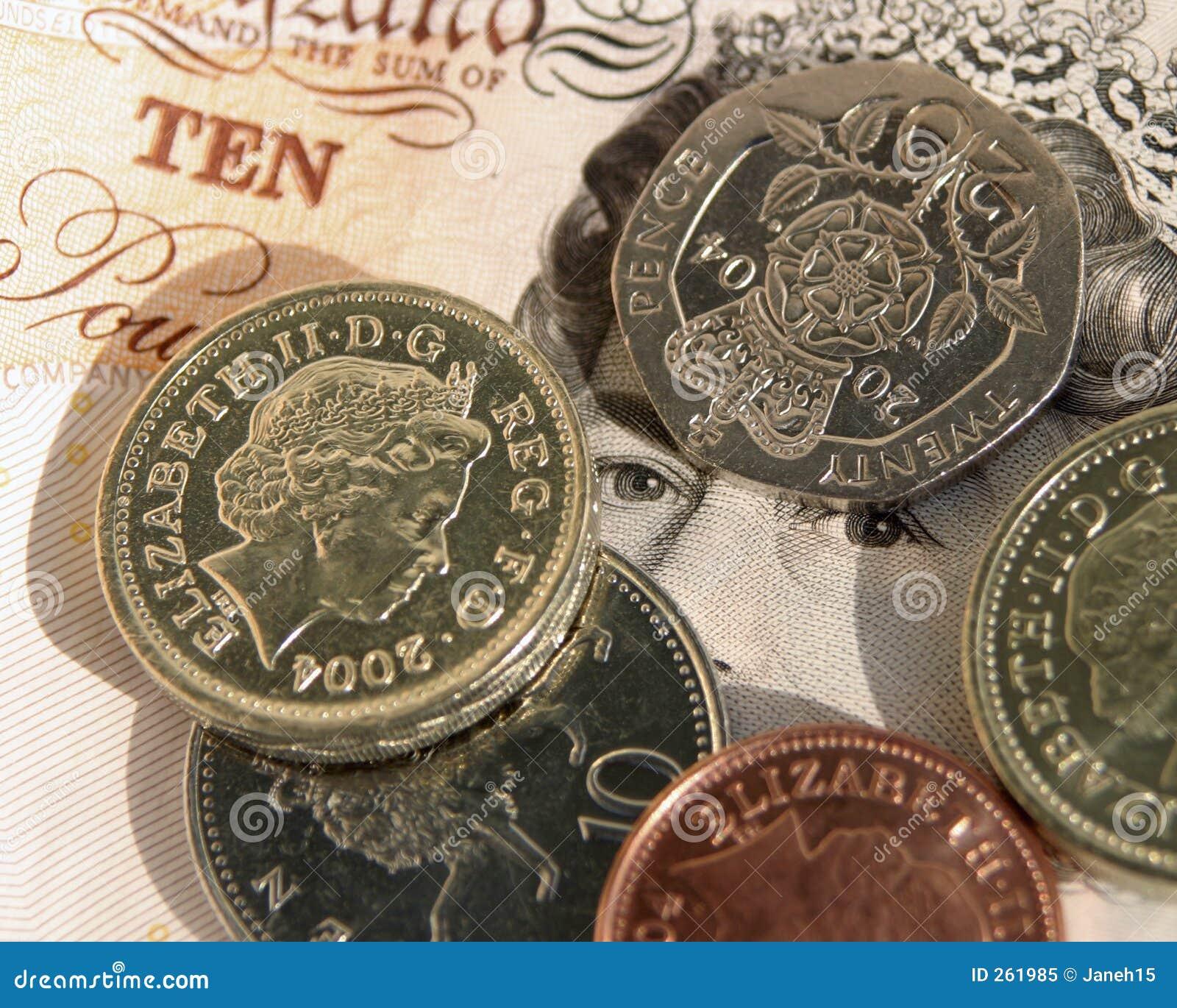 uk currency stock image  image of finance  economy  europe