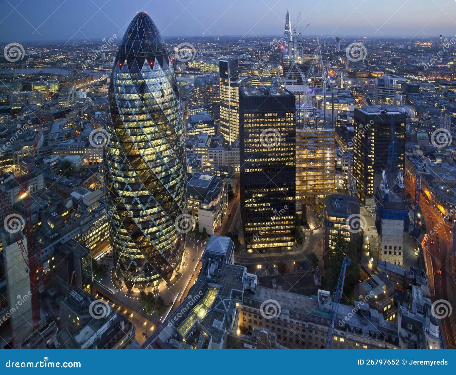 UK miasto Londyn,