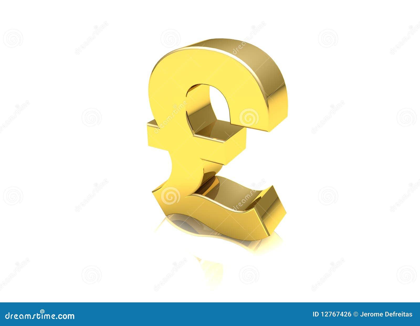 Uk pound symbol stock illustration illustration of credit 12767426 uk pound symbol buycottarizona