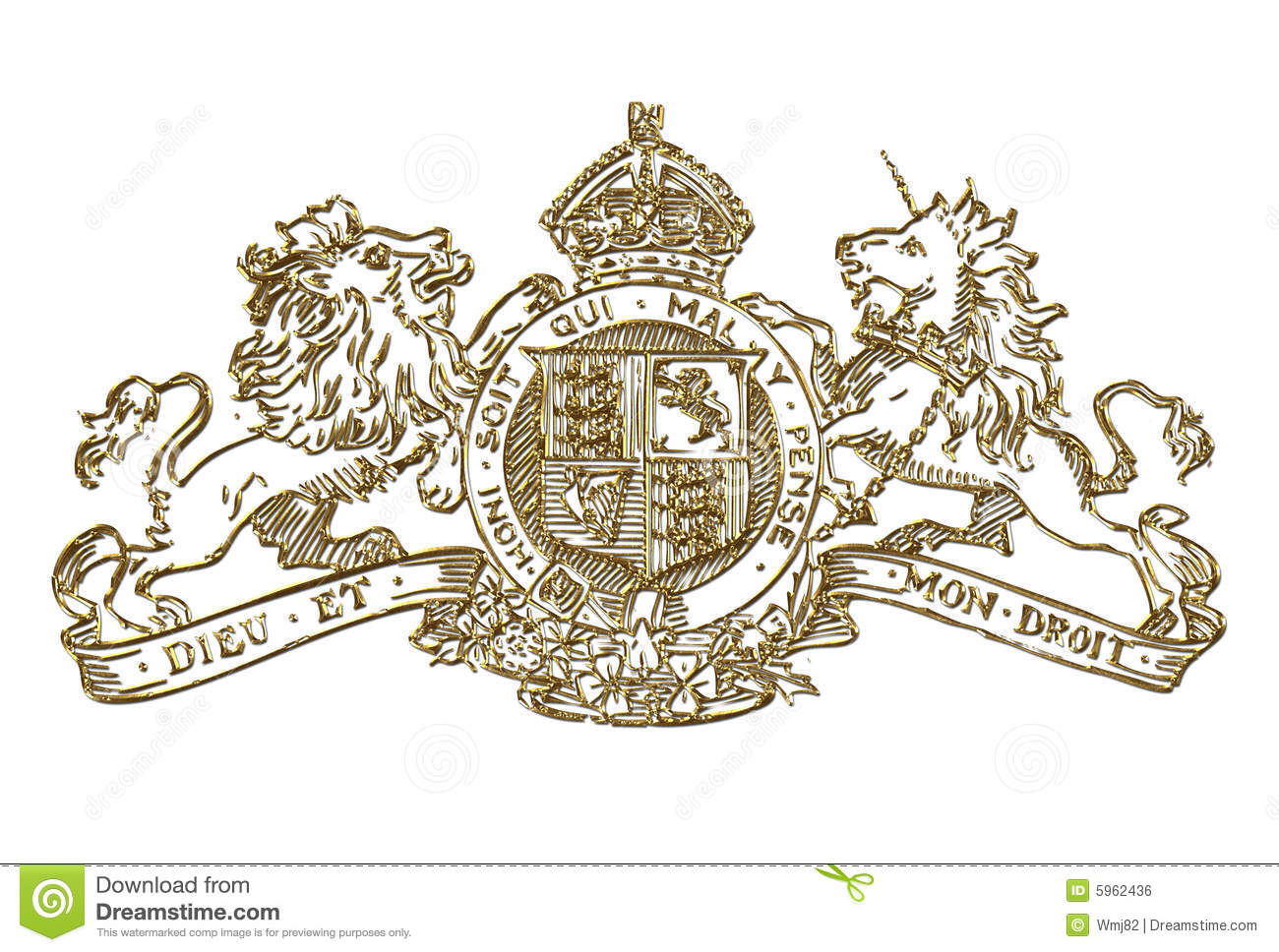 Coat Of Arms Royal Stock Photo Image Of Lion Coat Historical