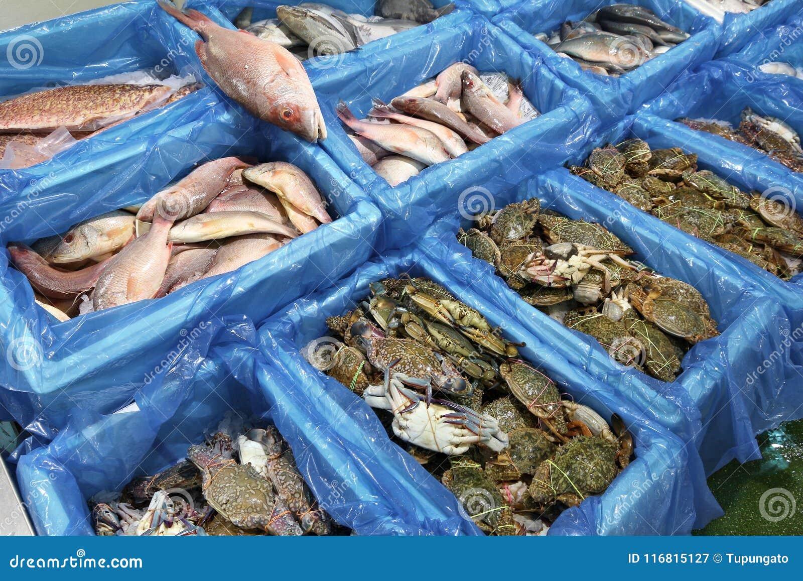 UK sea food