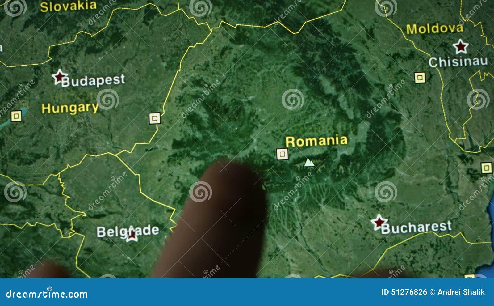 Ukrain on the world map stock footage. Video of ...