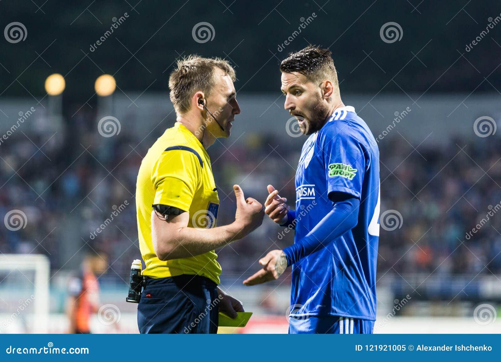 Ukrainian Premier League match Dynamo Kyiv - Shakhtar Donetsk, M