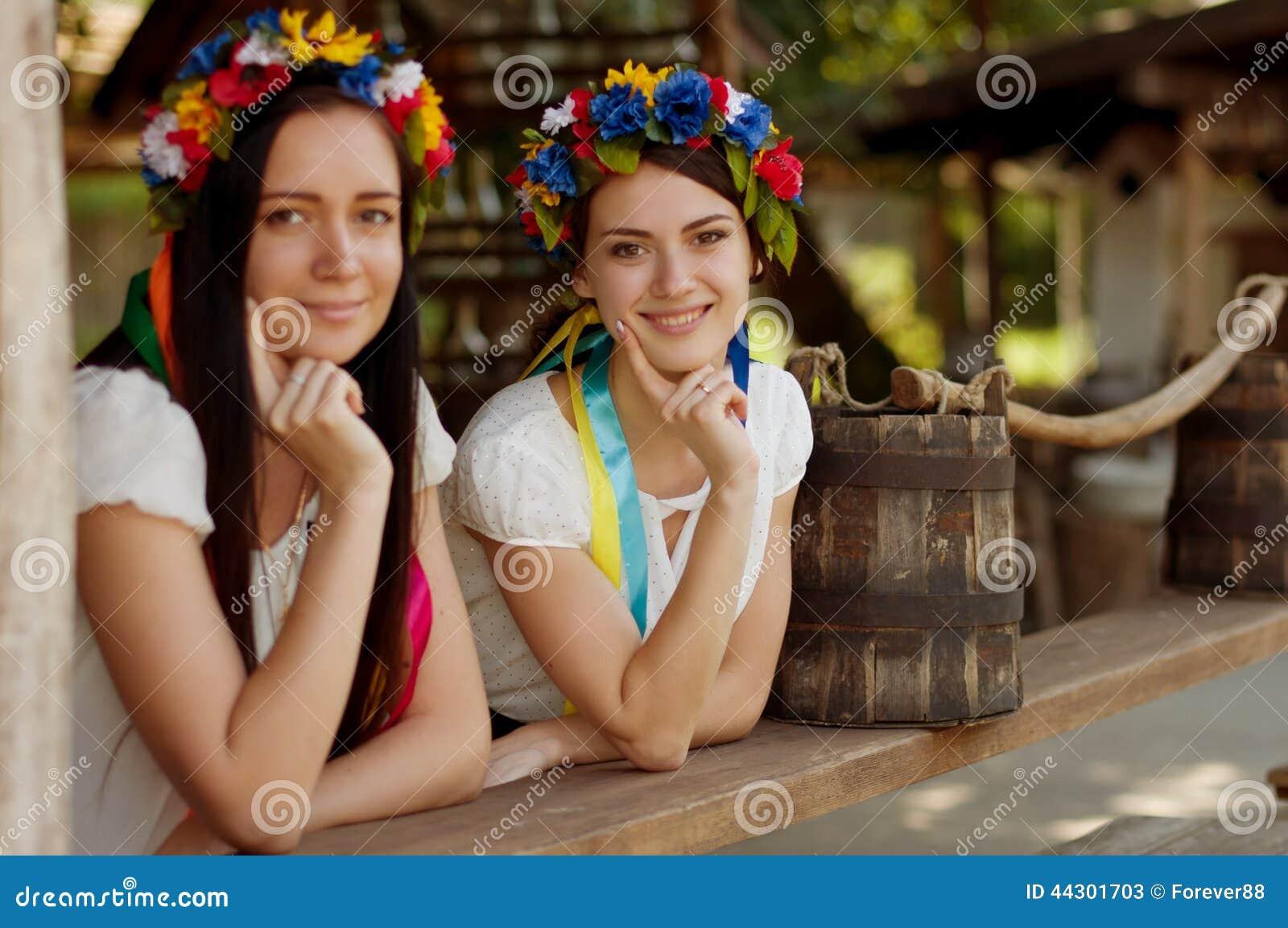 ukrainische mädchen