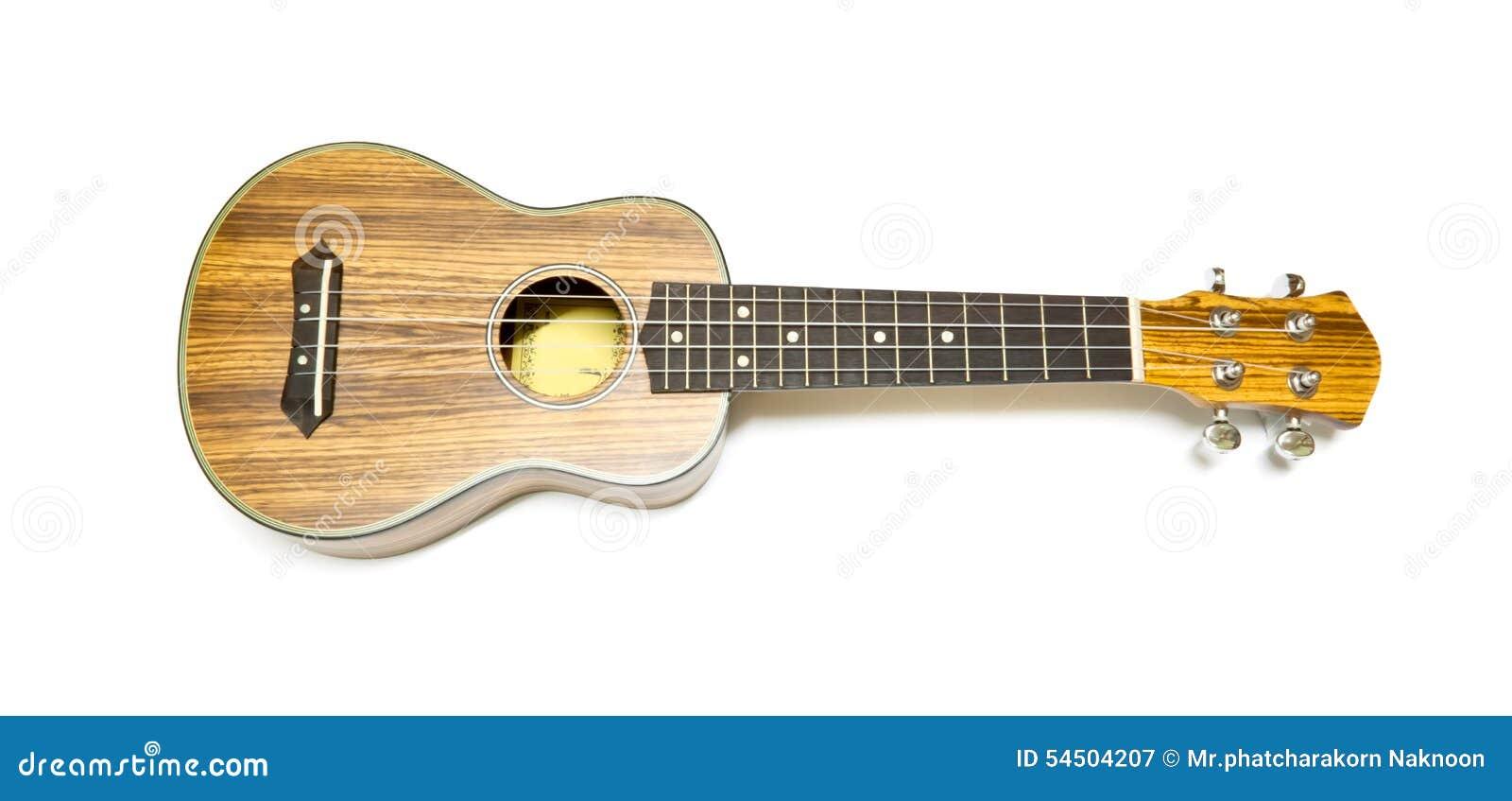 Ukulélé, instrument de musique de quatre ficelles