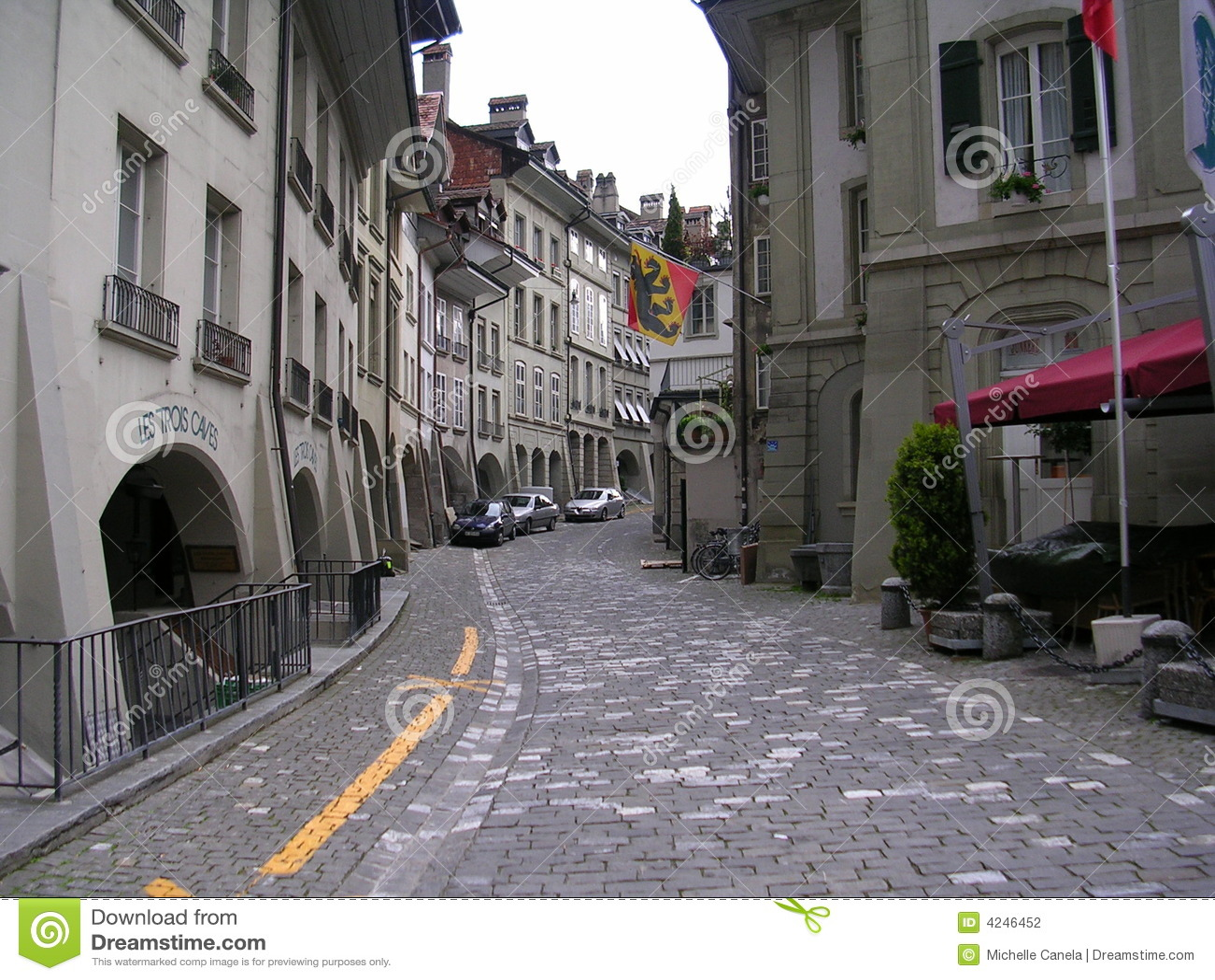 Ulica berna Szwajcarii
