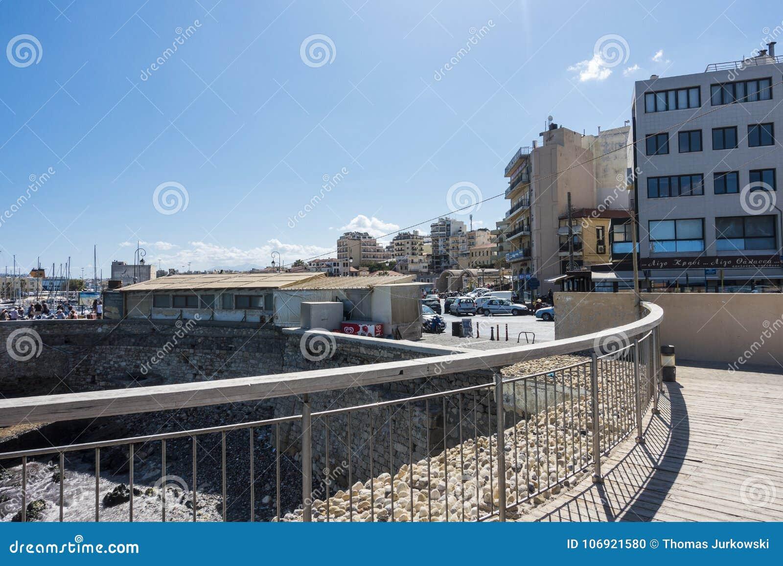 Ulica w Iraklion