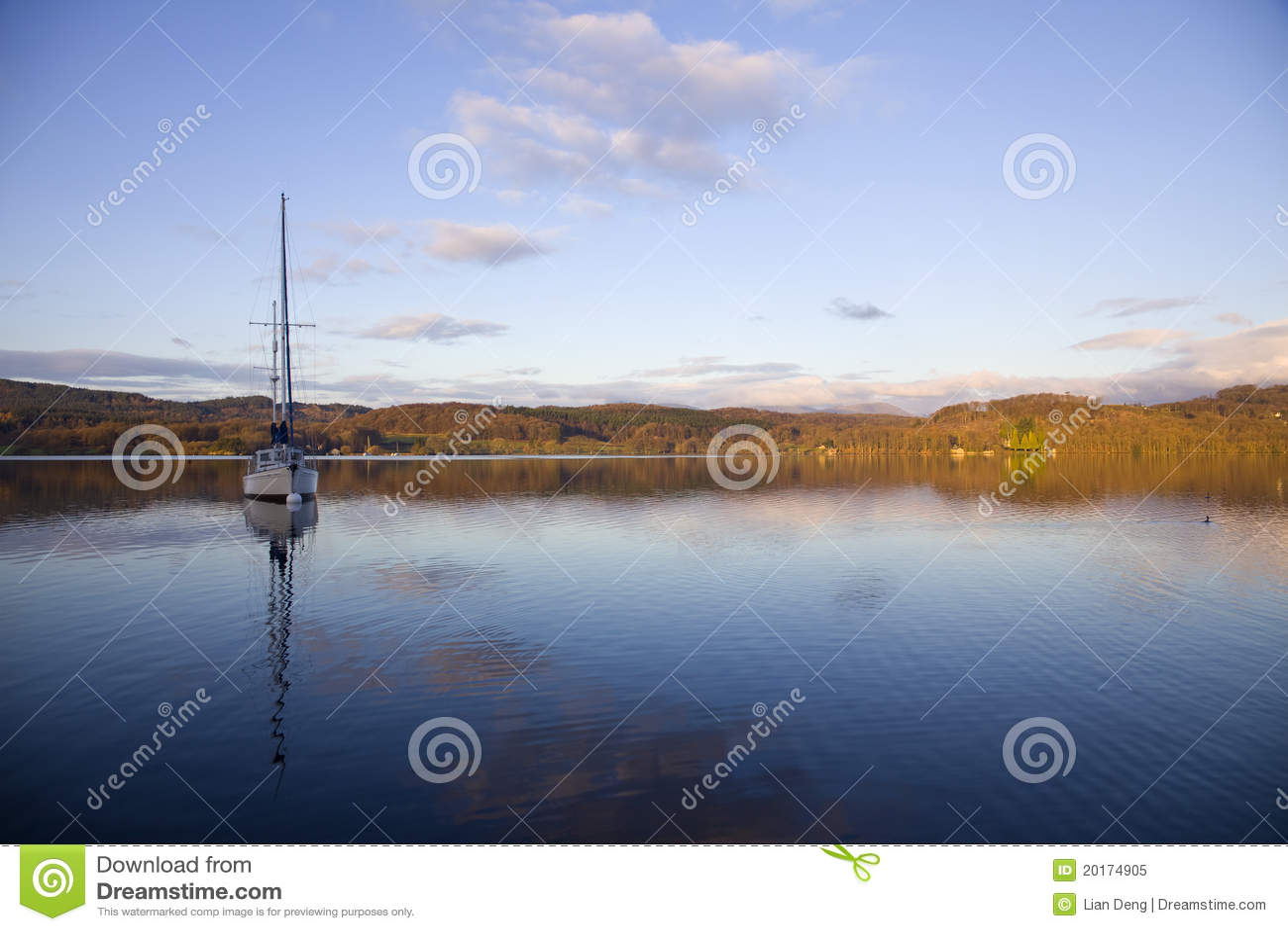 Ullswater See